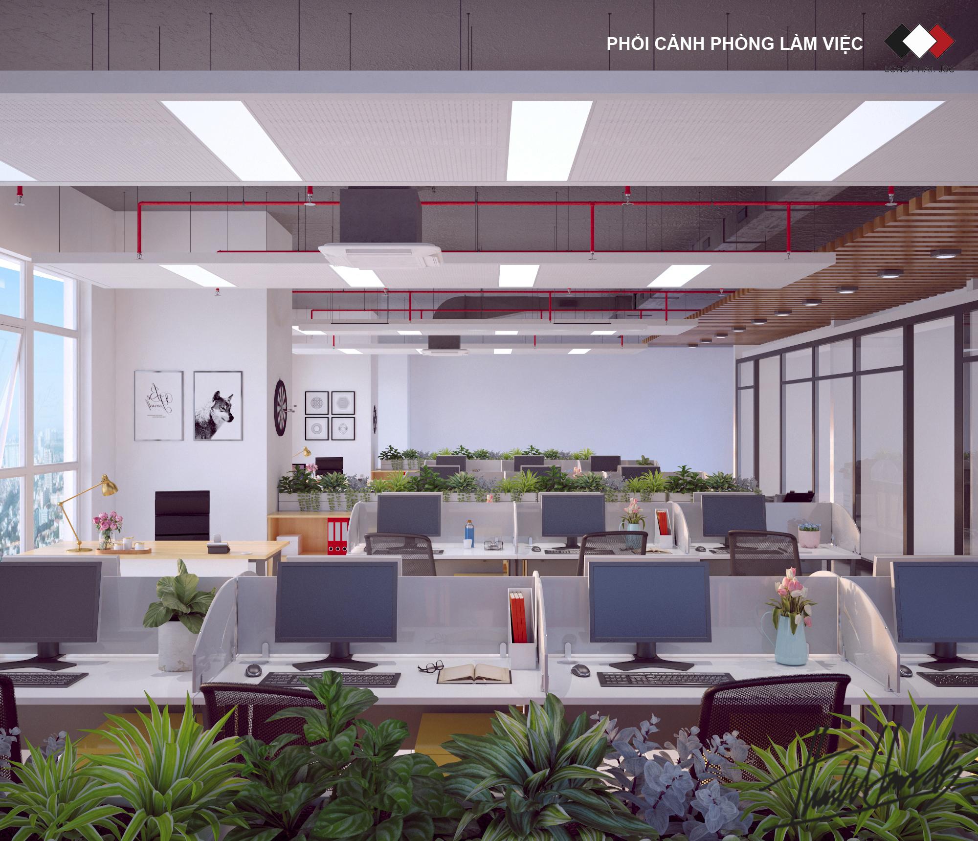 thiết kế nội thất Văn Phòng tại Hà Nội Văn phong SEIKO 16 1568274678
