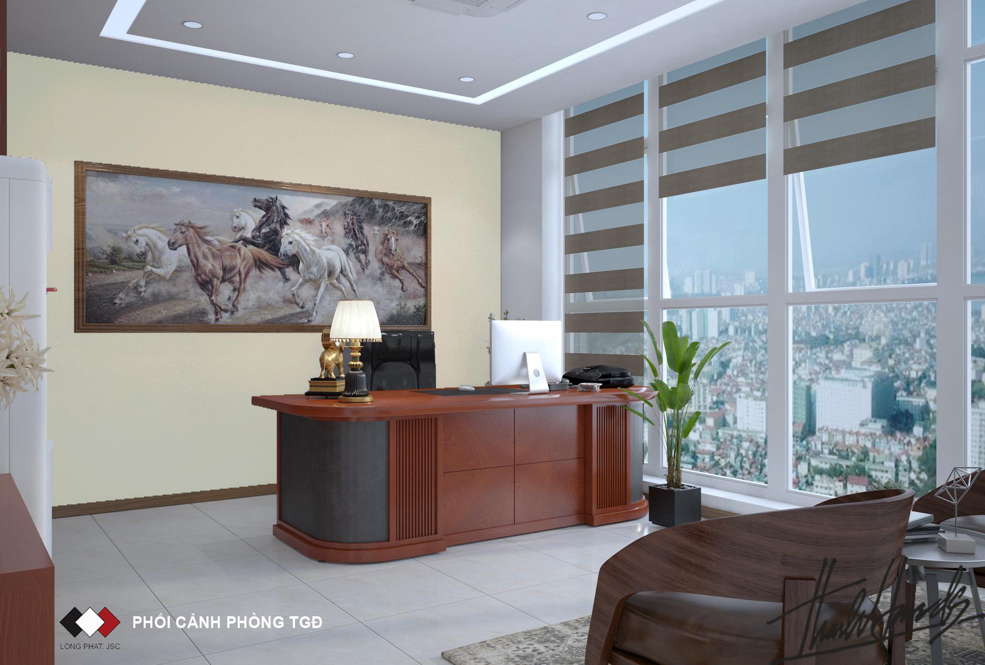 thiết kế nội thất Văn Phòng tại Hà Nội Văn phong SEIKO 22 1568274679