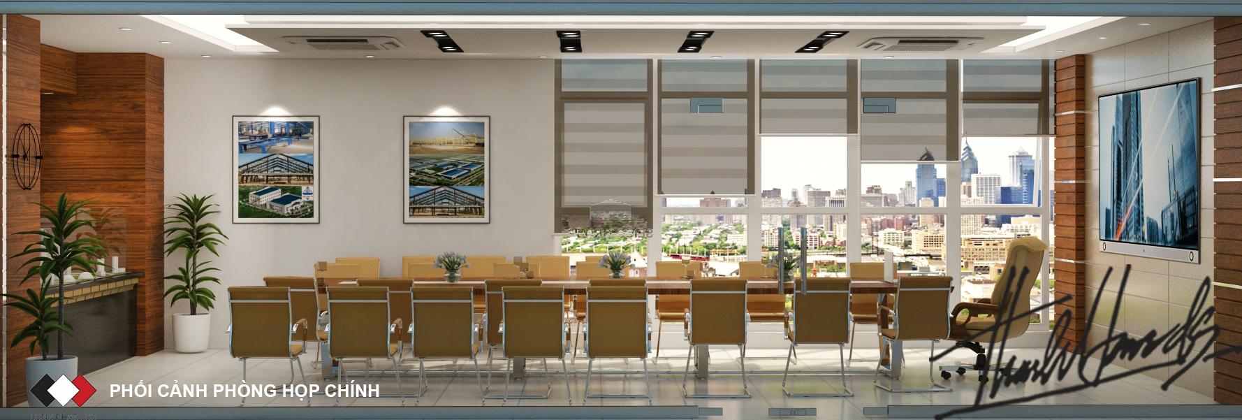 thiết kế nội thất Văn Phòng tại Hà Nội Văn phong SEIKO 6 1568274665