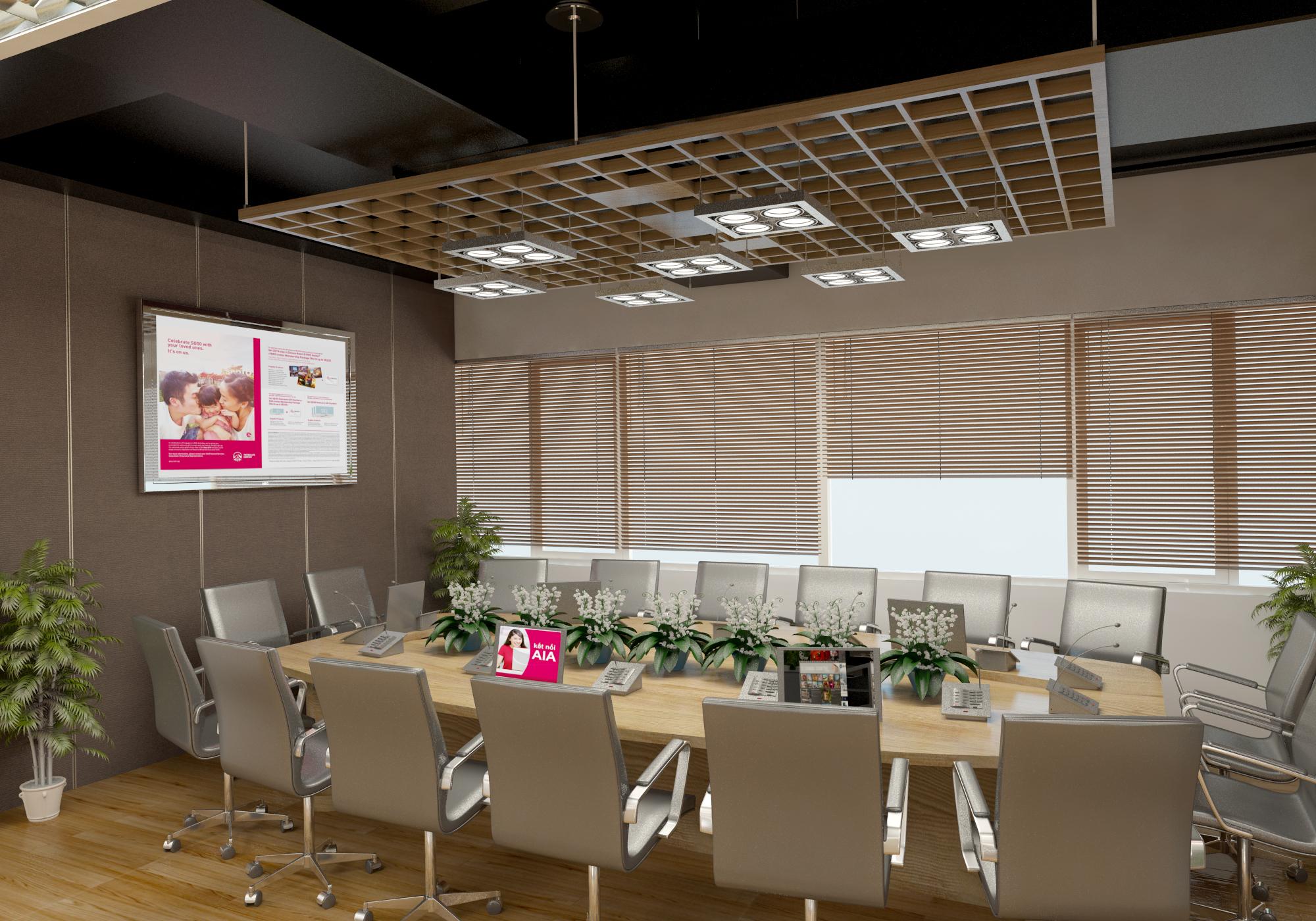 thiết kế nội thất Văn Phòng tại Hà Tĩnh Văn phòng AIA - Hà Tĩnh 17 1568277198