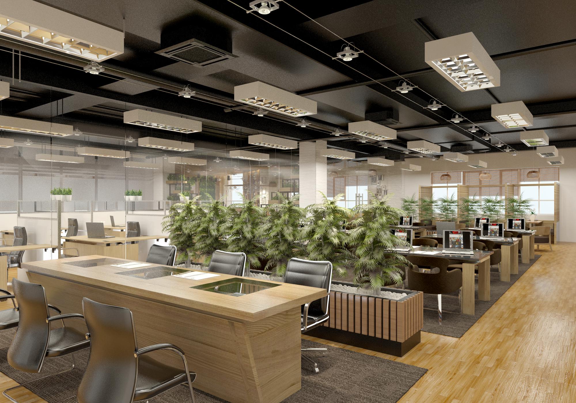 thiết kế nội thất Văn Phòng tại Hà Tĩnh Văn phòng AIA - Hà Tĩnh 3 1568277192