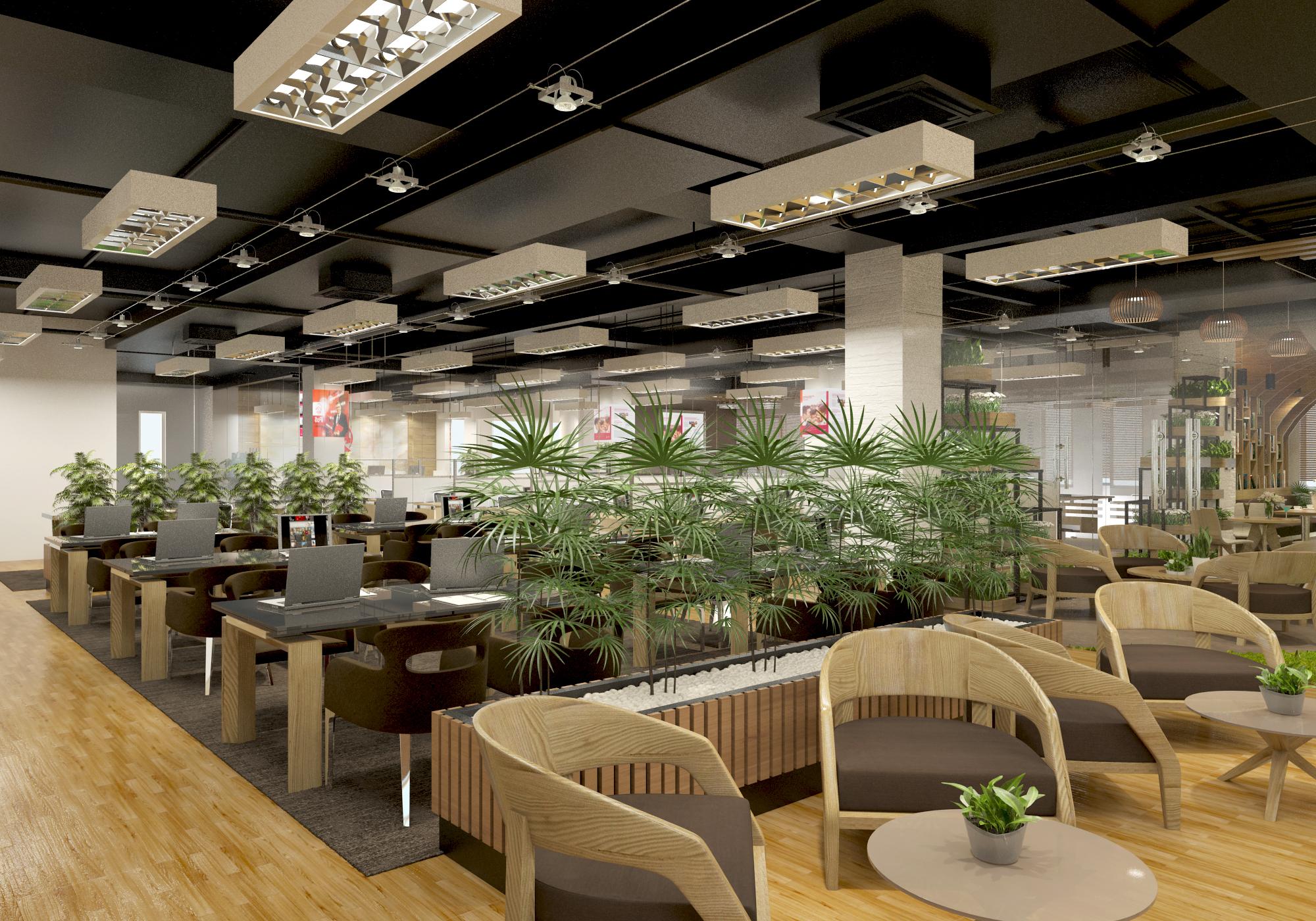 thiết kế nội thất Văn Phòng tại Hà Tĩnh Văn phòng AIA - Hà Tĩnh 4 1568277189