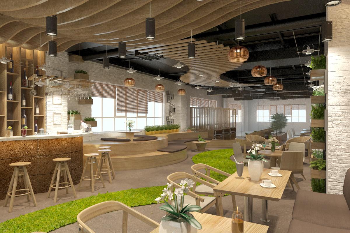 thiết kế nội thất Văn Phòng tại Hà Tĩnh Văn phòng AIA - Hà Tĩnh 7 1568277191