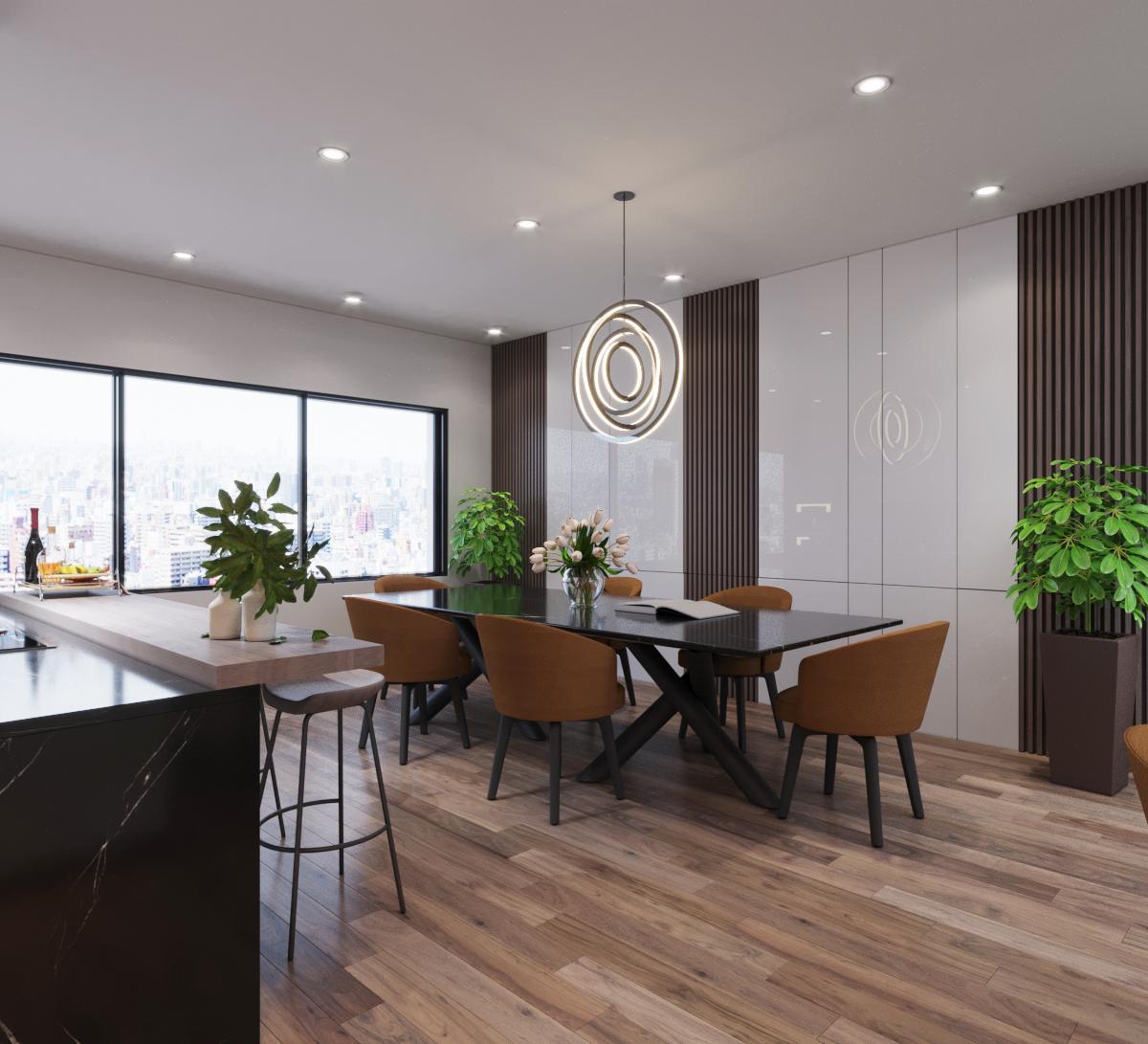 Thiết kế nội thất Nhà Mặt Phố tại Quảng Ninh NỘI THẤT SHOWROOM 1595216316 2