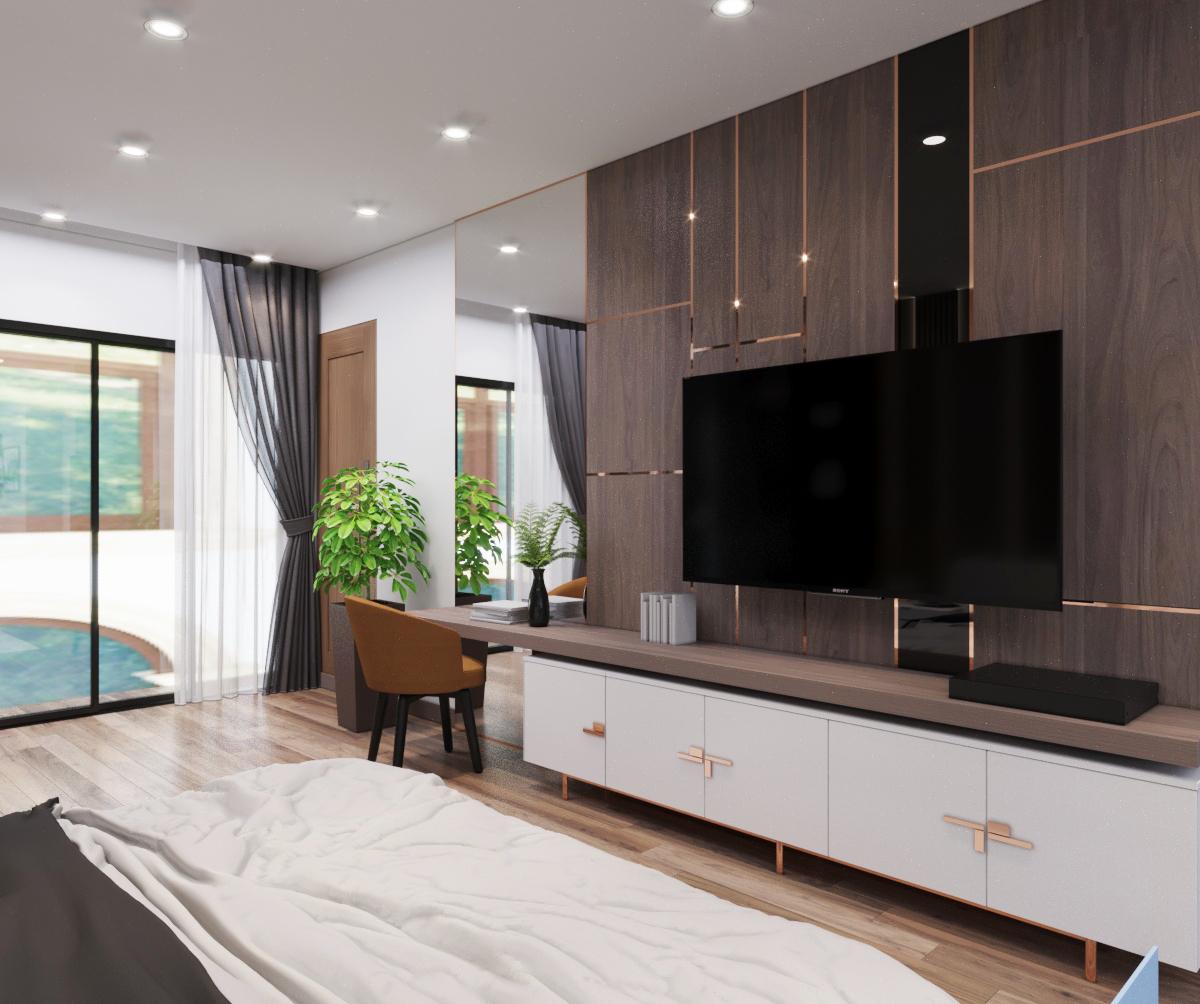 Thiết kế nội thất Nhà Mặt Phố tại Quảng Ninh NỘI THẤT SHOWROOM 1595216316 4