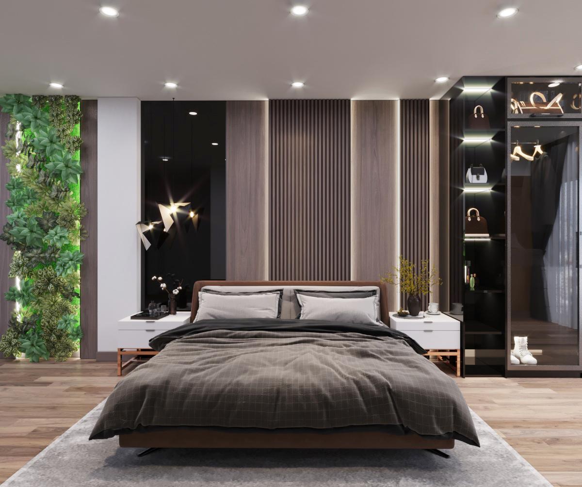 Thiết kế nội thất Nhà Mặt Phố tại Quảng Ninh NỘI THẤT SHOWROOM 1595216316 5