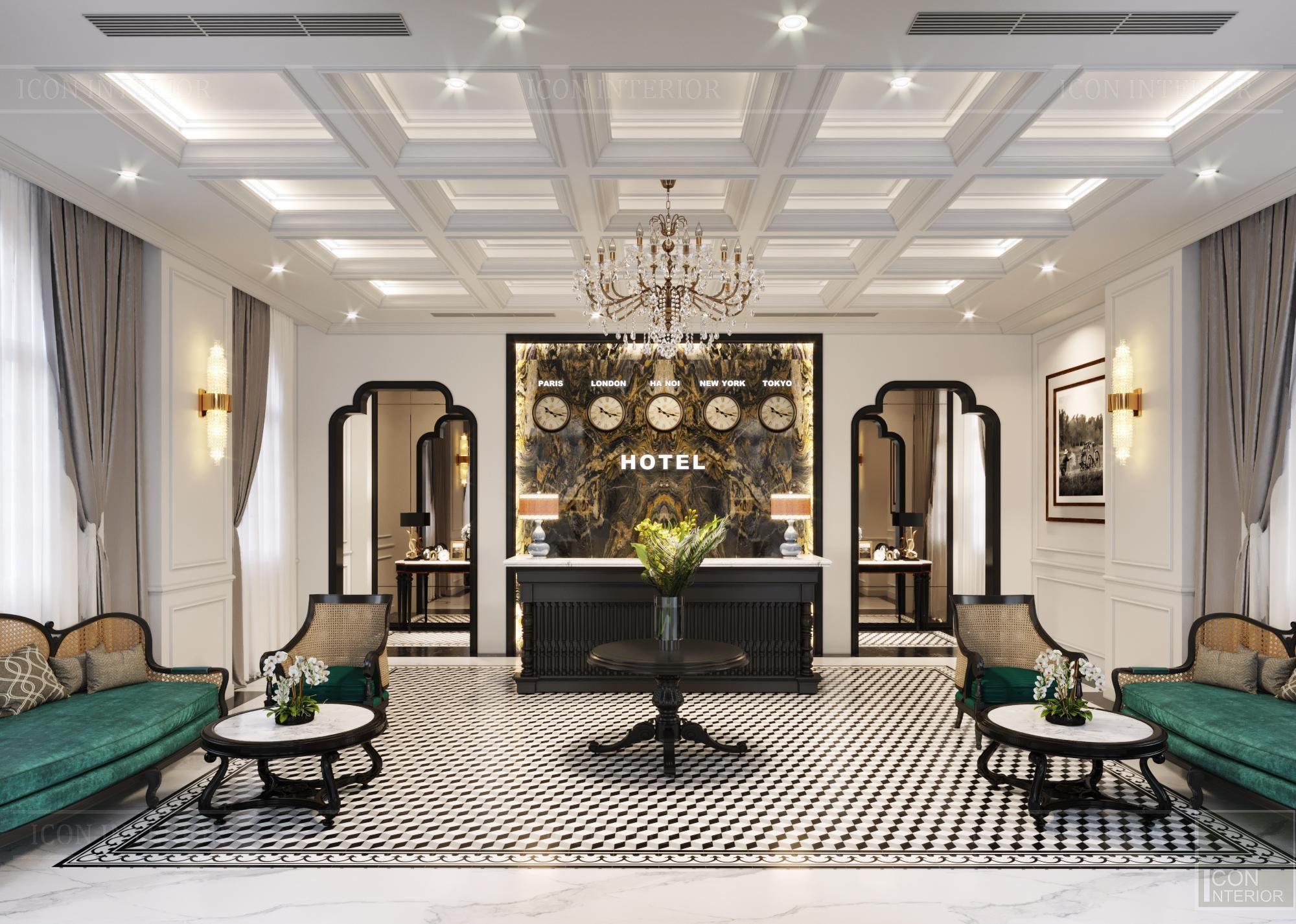 Thiết kế nội thất Khách Sạn tại Lâm Đồng HUYNH THUC KHANG HOTEL Da Lat 1582874165 0