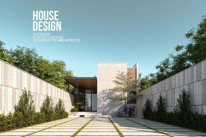 thiết kế Biệt Thự 1 tầng biệt thự nam đàn08