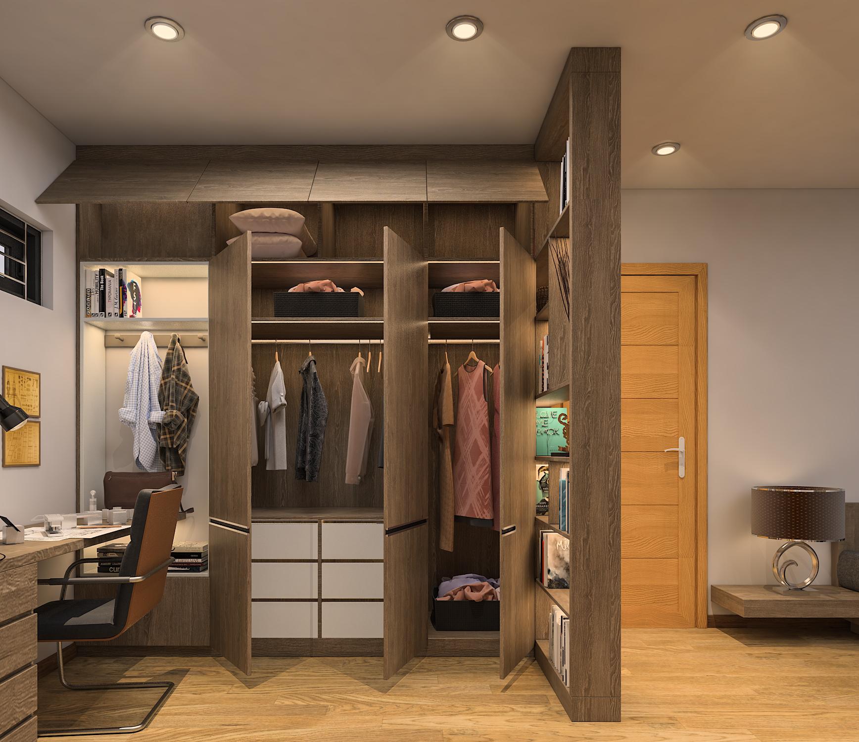 thiết kế nội thất chung cư tại Hà Nội Nội thất golden west 0 1533866917
