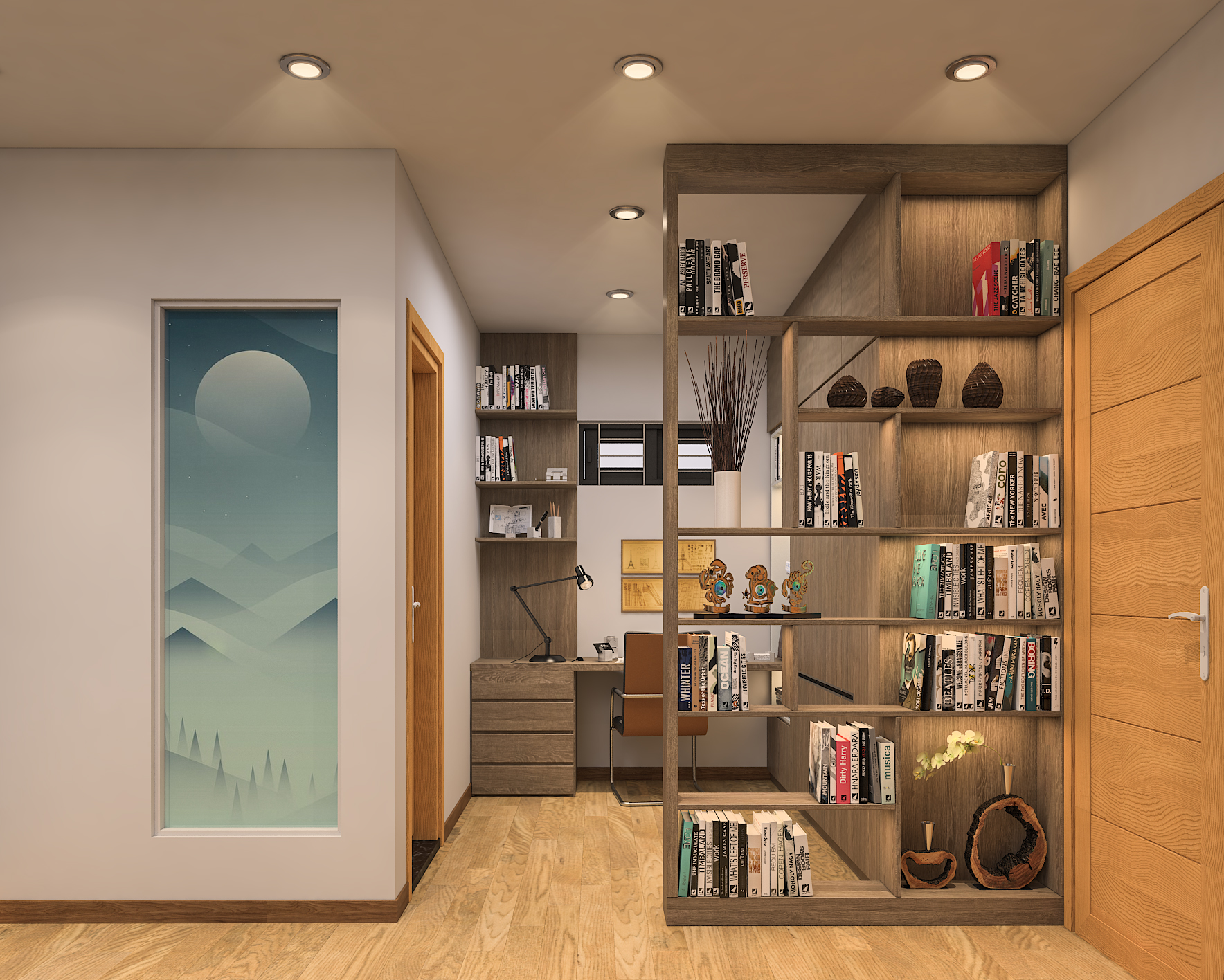 thiết kế nội thất chung cư tại Hà Nội Nội thất golden west 1 1533866920