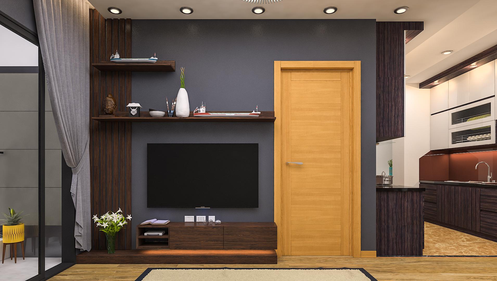 thiết kế nội thất chung cư tại Hà Nội Nội thất golden west 5 1533866920