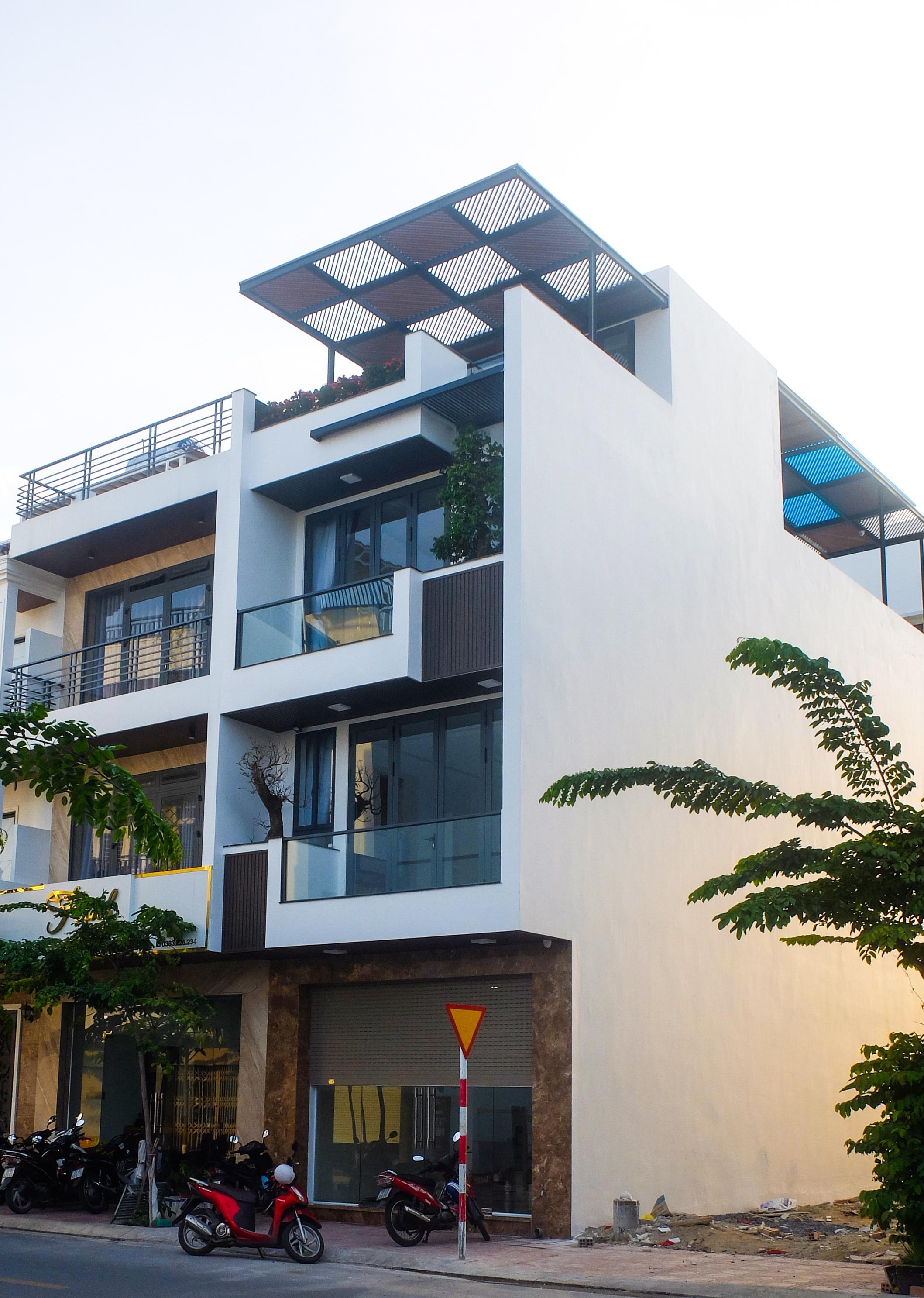 Thiết kế Nhà Mặt Phố tại Khánh Hòa SMALL HOUSE 1580877031 2