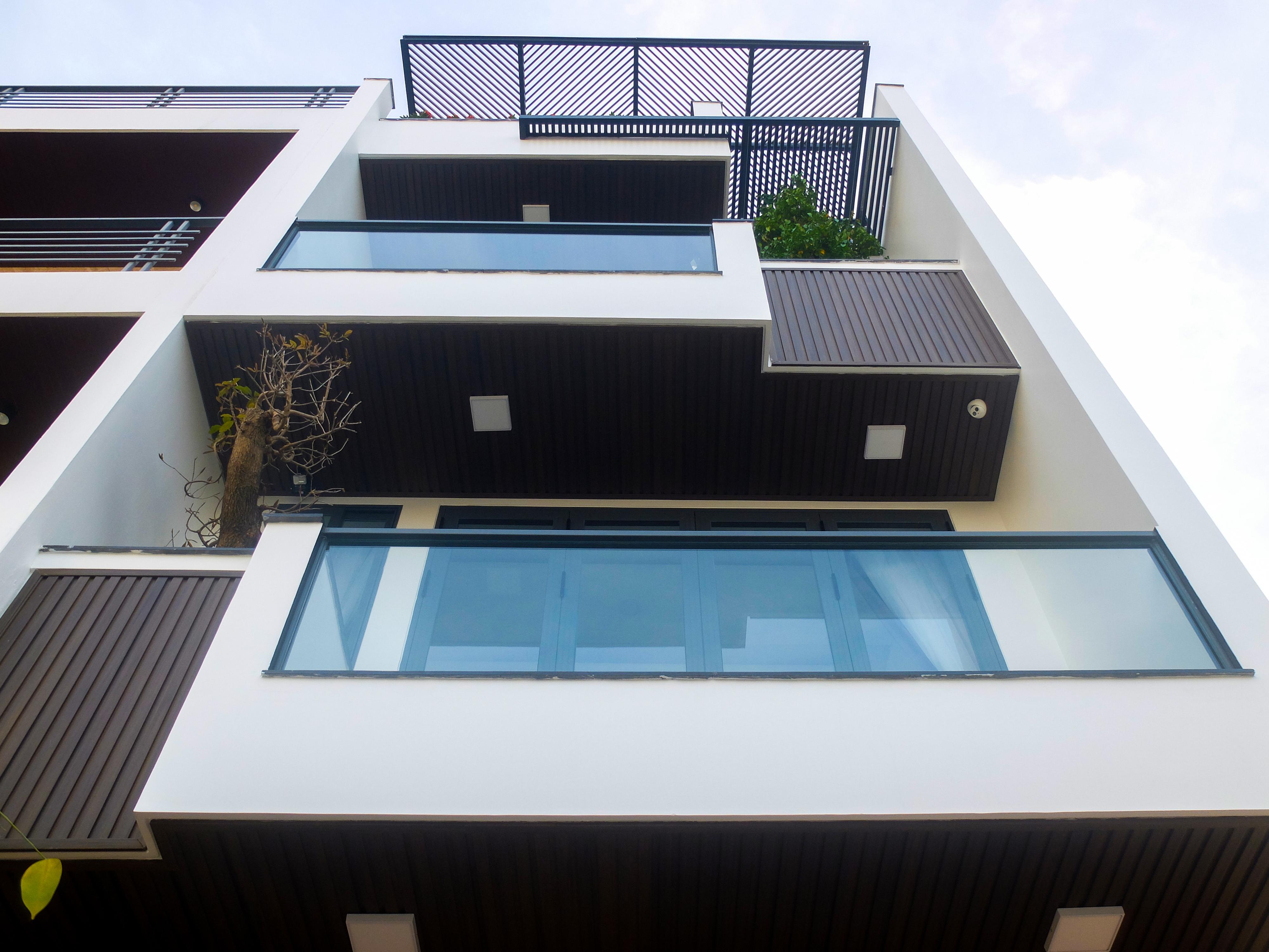 Thiết kế Nhà Mặt Phố tại Khánh Hòa SMALL HOUSE 1580877032 3