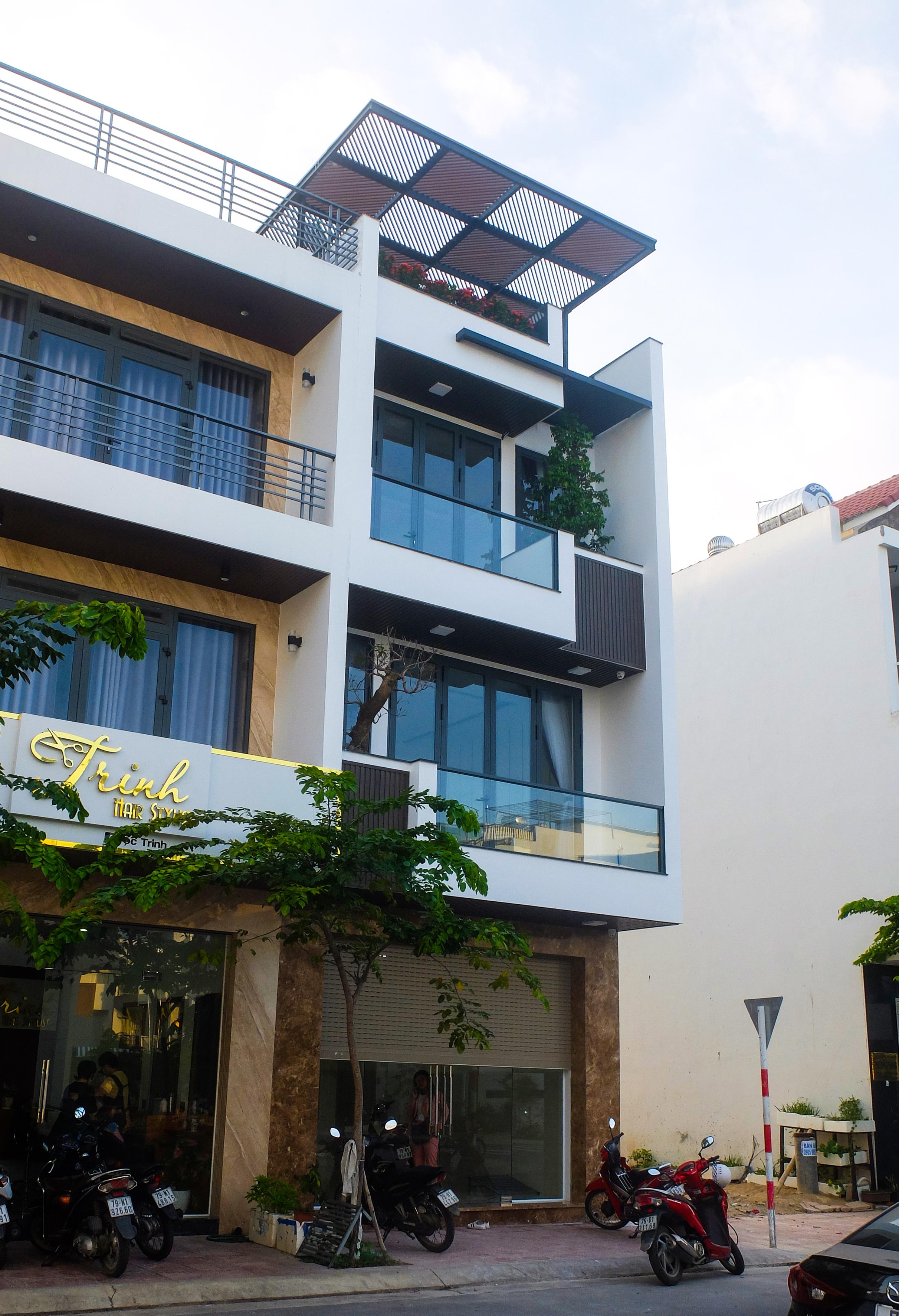 Thiết kế Nhà Mặt Phố tại Khánh Hòa SMALL HOUSE 1580877039 1