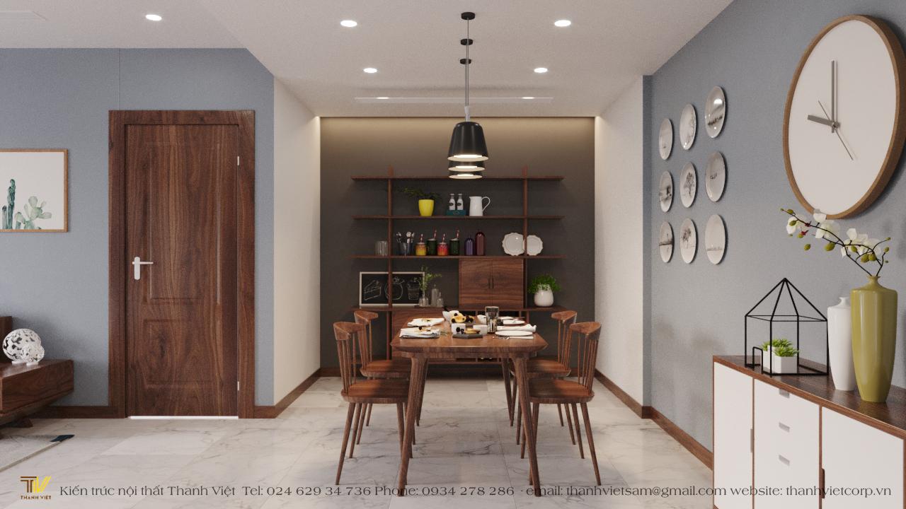 thiết kế nội thất chung cư tại Hà Nội Season Avanue 0 1560248214