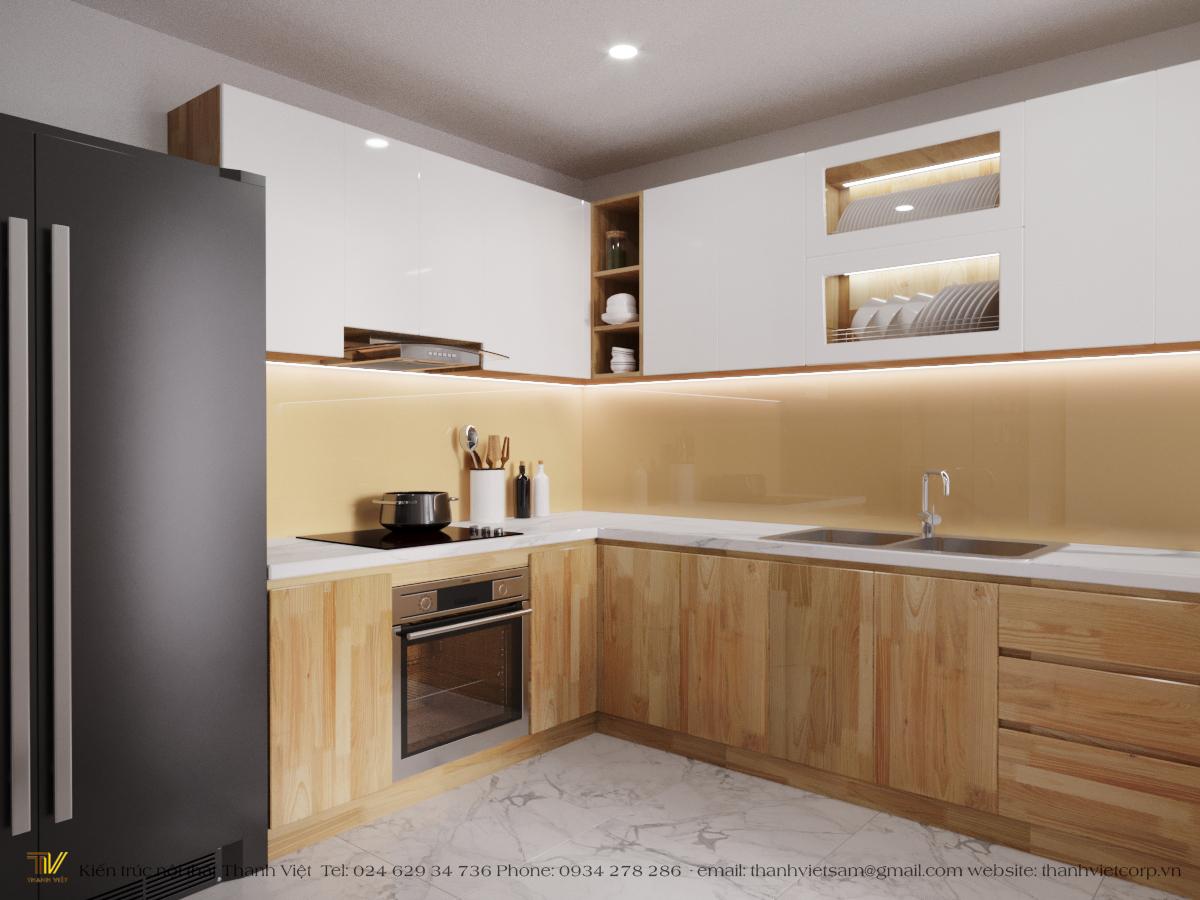 thiết kế nội thất chung cư tại Hà Nội Season Avanue 1 1560248214