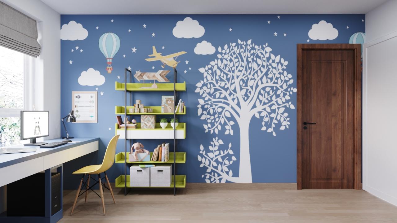 thiết kế nội thất chung cư tại Hà Nội Season Avanue 3 1560248214