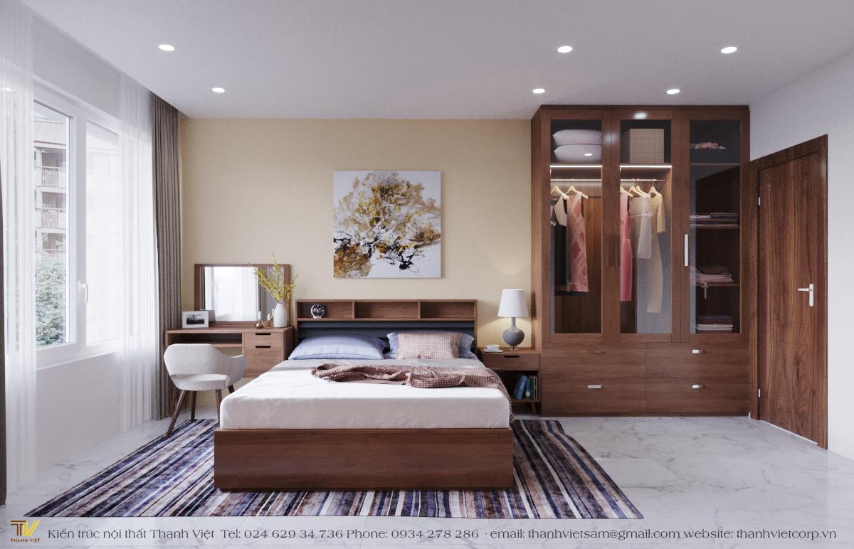thiết kế nội thất chung cư tại Hà Nội Season Avanue 4 1560248216