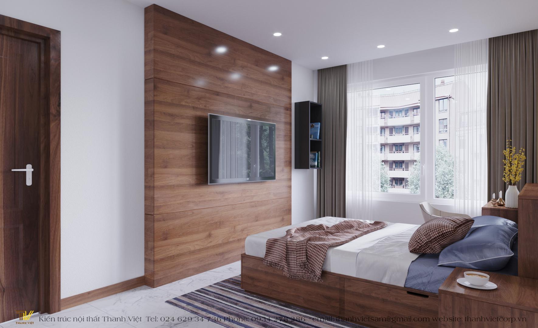 thiết kế nội thất chung cư tại Hà Nội Season Avanue 5 1560248214