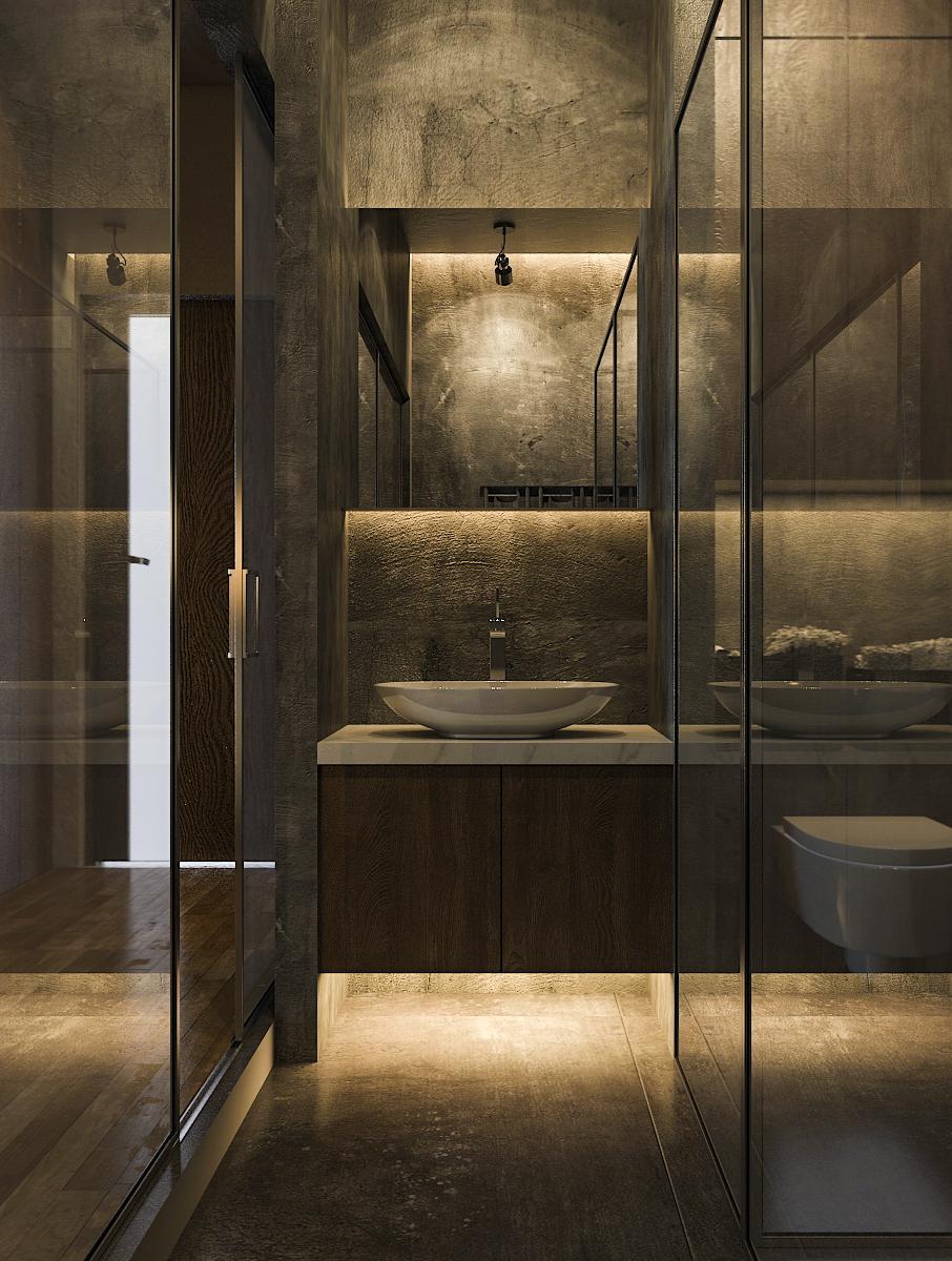 thiết kế nội thất chung cư tại Hồ Chí Minh Mr. Thuận Apartment 12 1544198877
