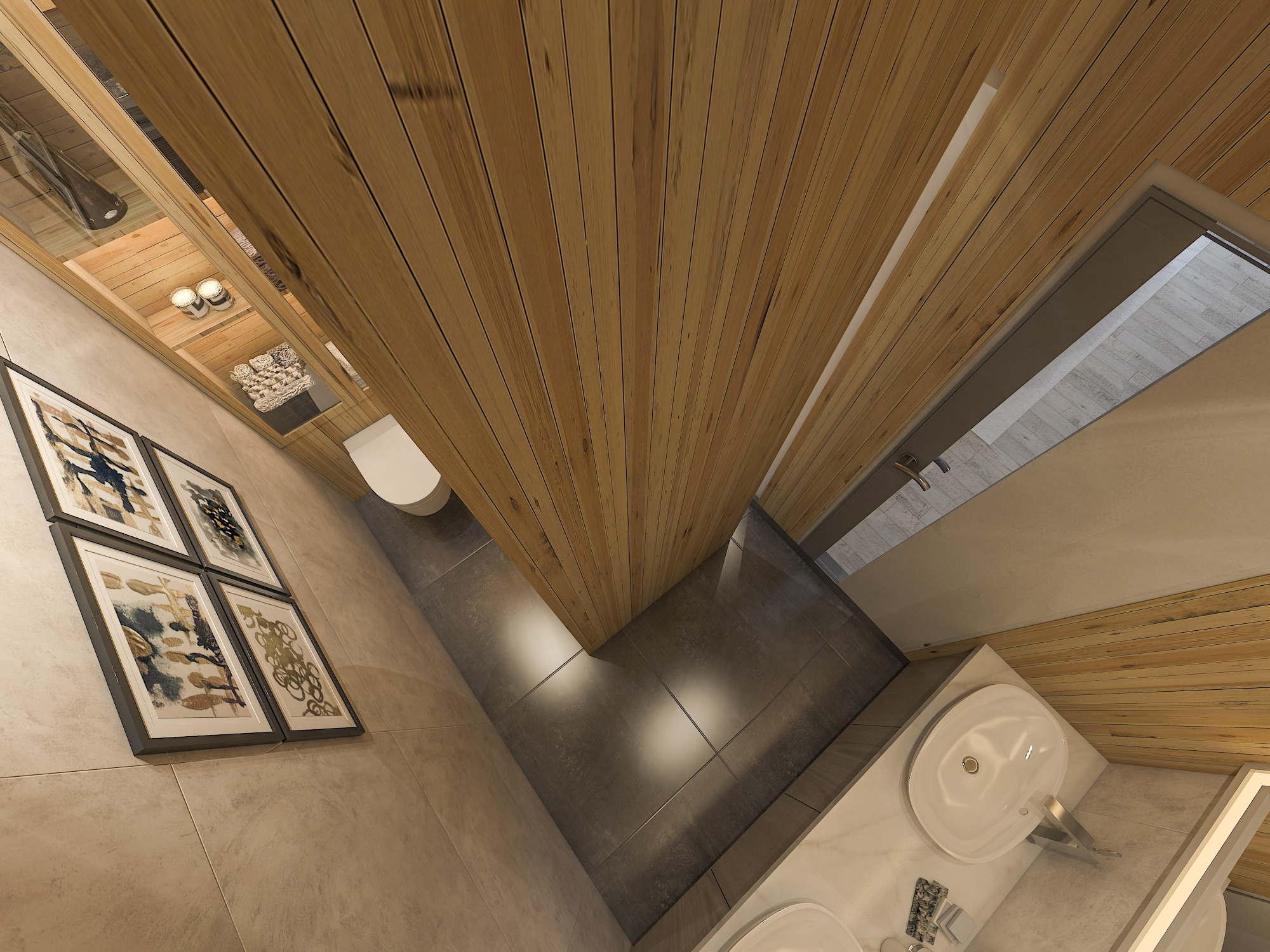 thiết kế nội thất chung cư tại Hồ Chí Minh Mr. Hiếu Apartment 17 1561701456