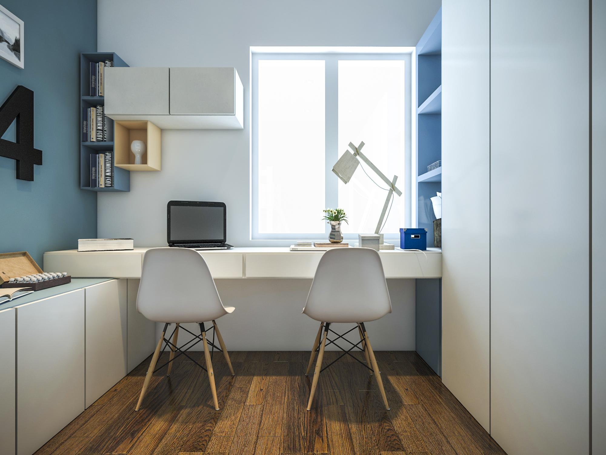thiết kế nội thất chung cư tại Hồ Chí Minh Ms. Ly Apartment 19 1562574646