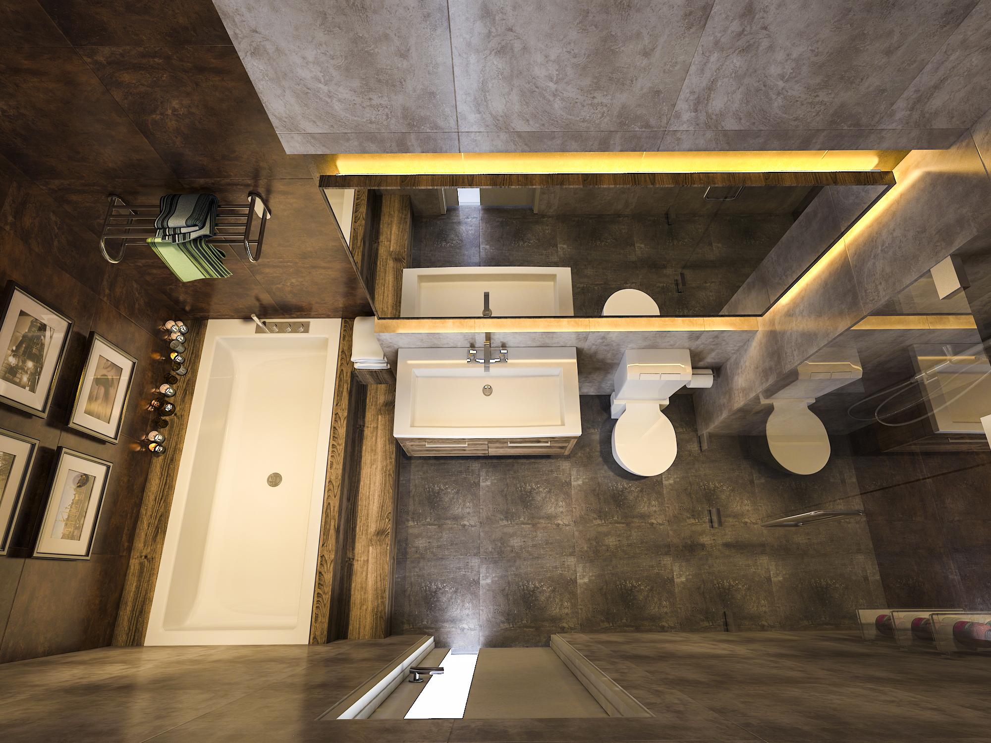 thiết kế nội thất chung cư tại Hồ Chí Minh Ms. Ly Apartment 26 1562574651