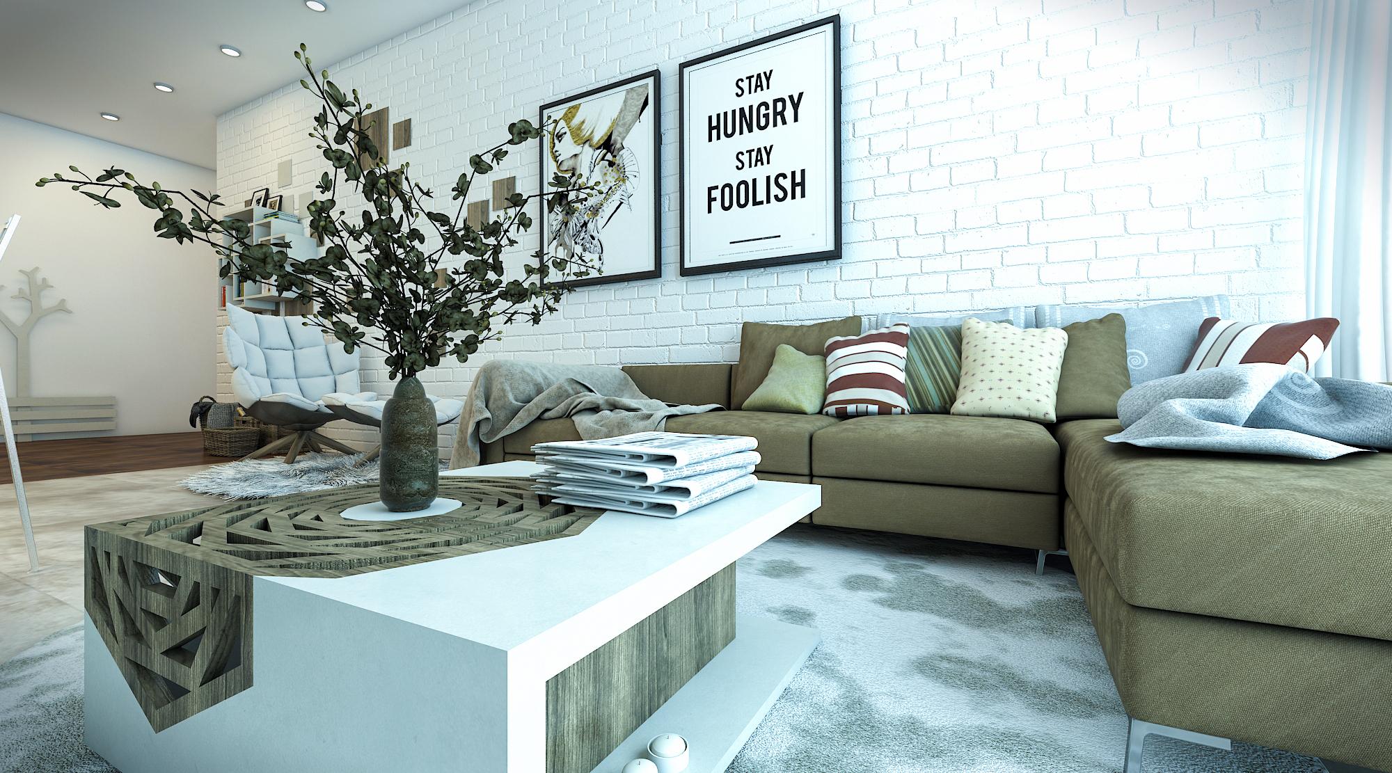thiết kế nội thất chung cư tại Hồ Chí Minh Ms. Ly Apartment 9 1562574642