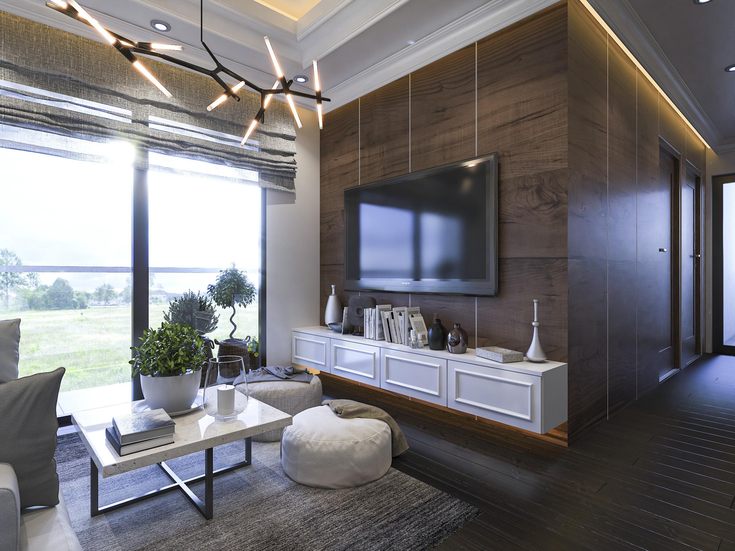 Thiết kế nội thất Chung Cư tại Hồ Chí Minh Ms Liên's Apartment 1592323880 6