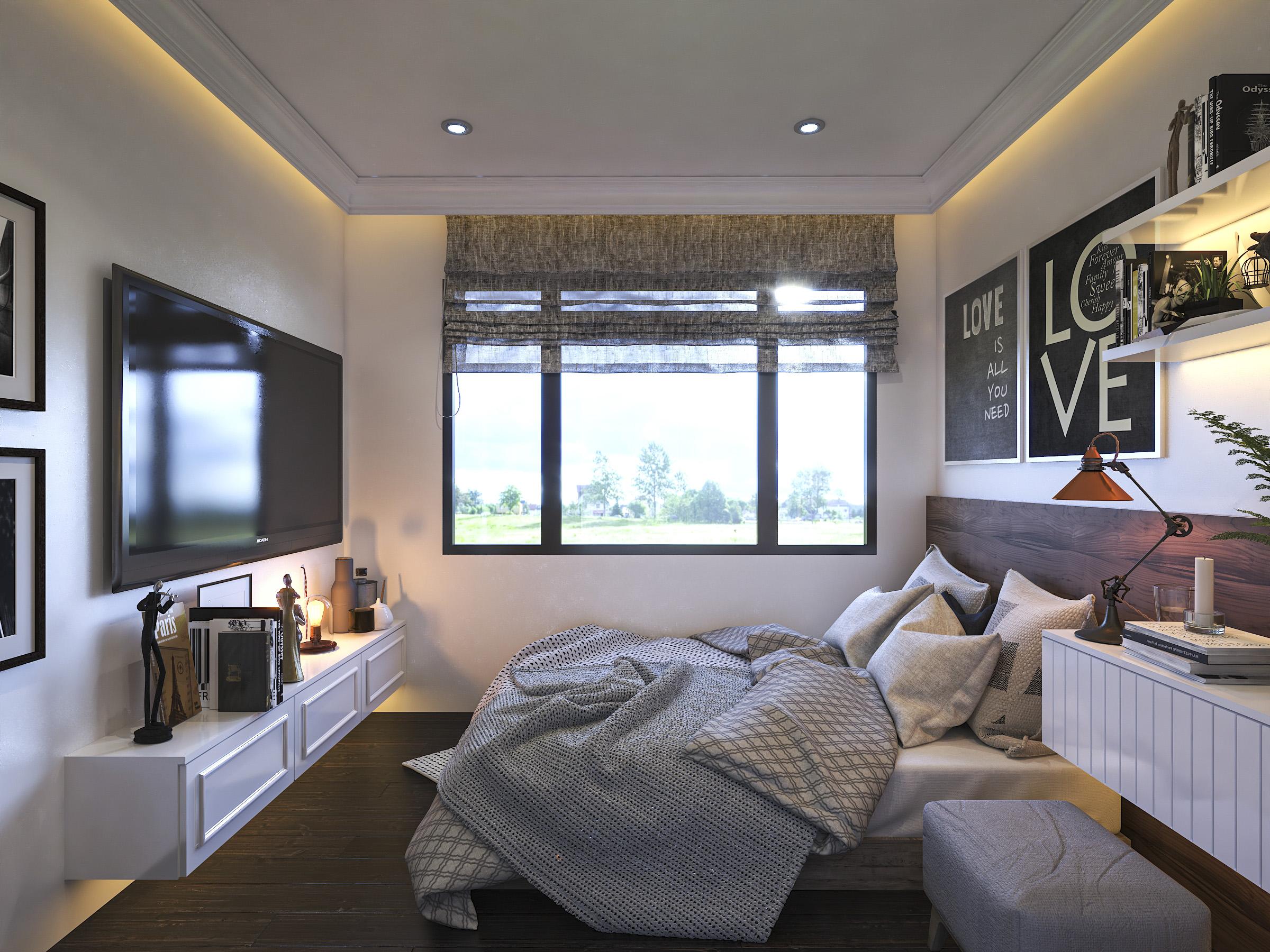 Thiết kế nội thất Chung Cư tại Hồ Chí Minh Ms Liên's Apartment 1592323881 14