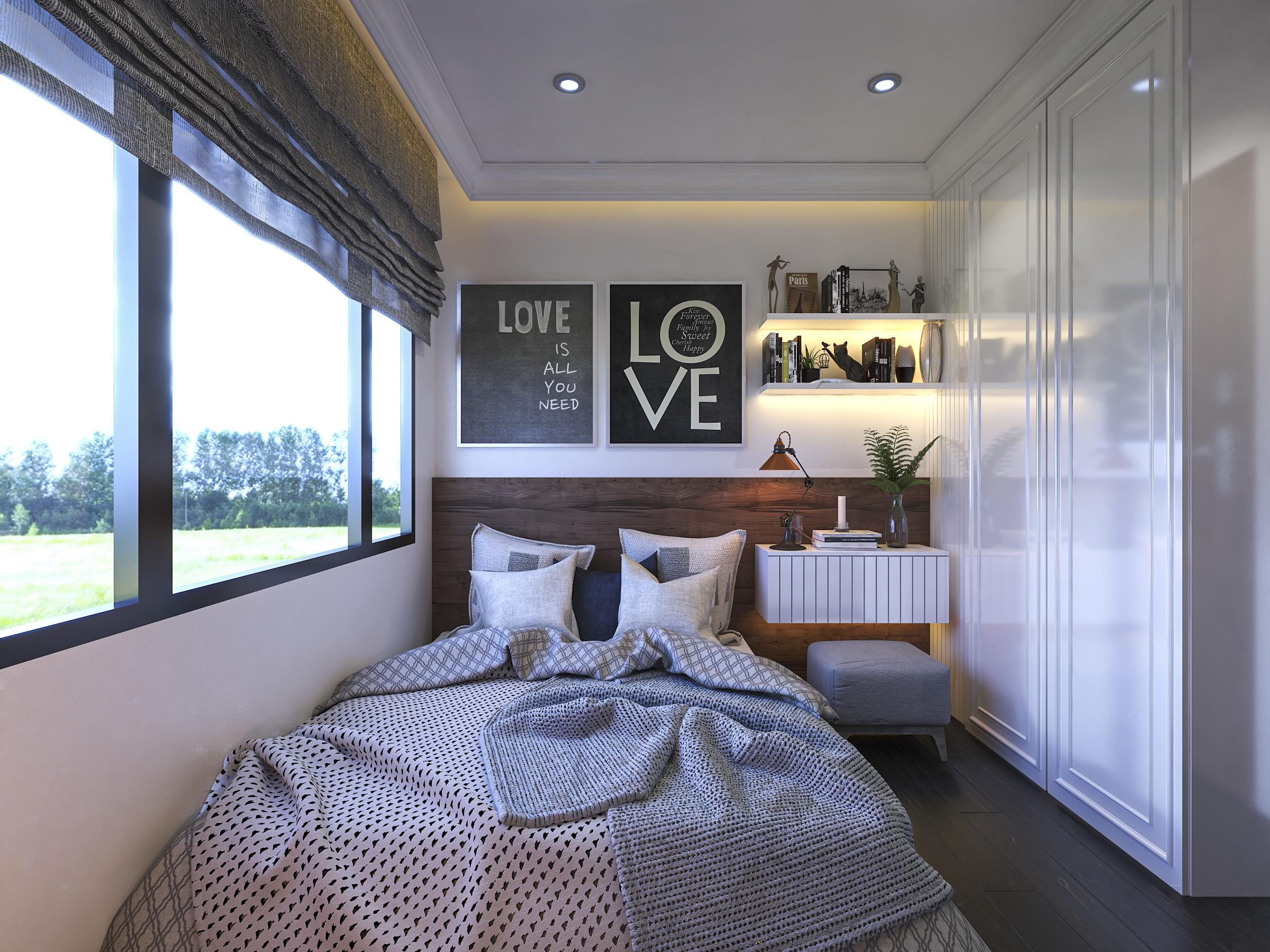 Thiết kế nội thất Chung Cư tại Hồ Chí Minh Ms Liên's Apartment 1592323882 15