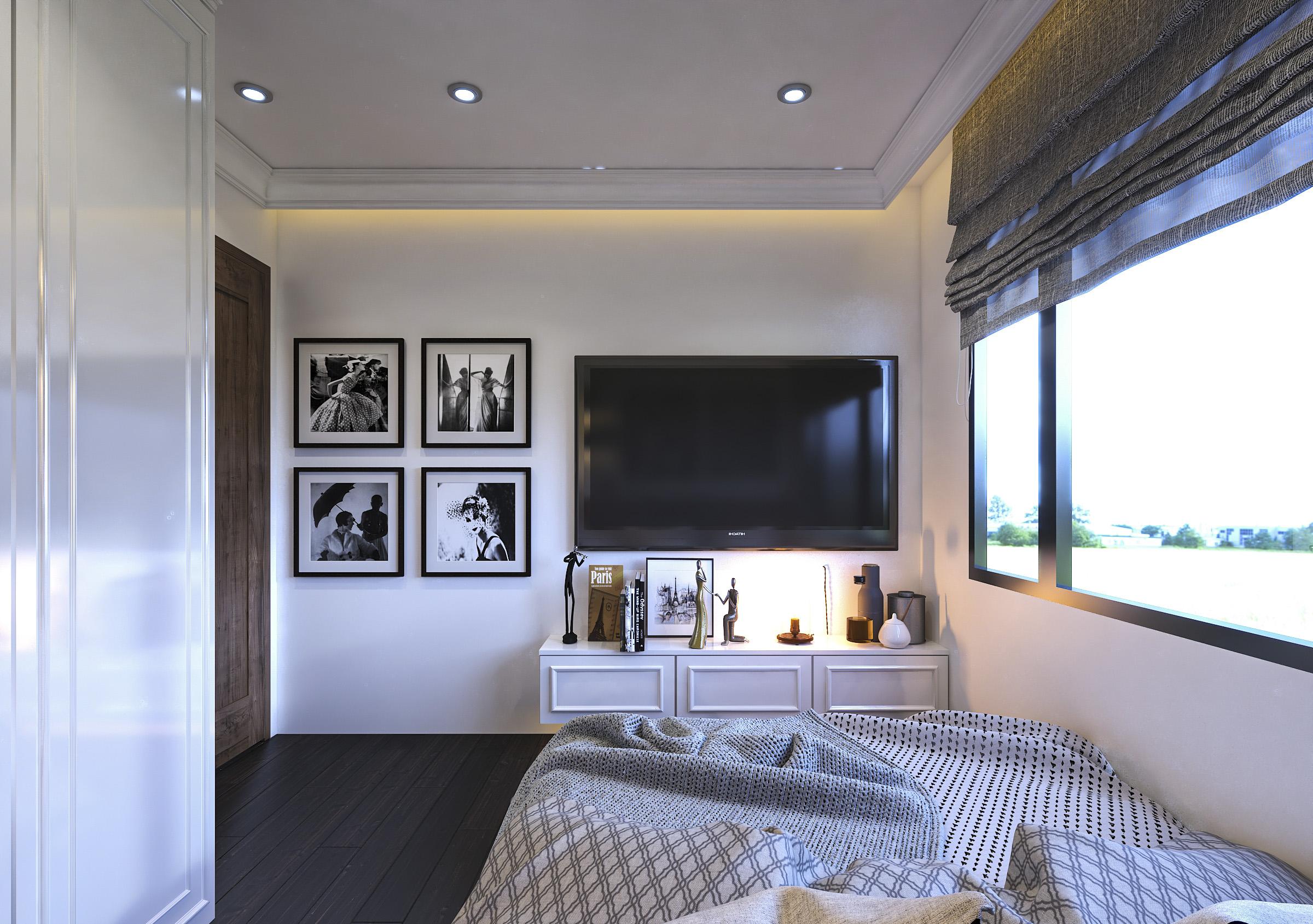 Thiết kế nội thất Chung Cư tại Hồ Chí Minh Ms Liên's Apartment 1592323882 16