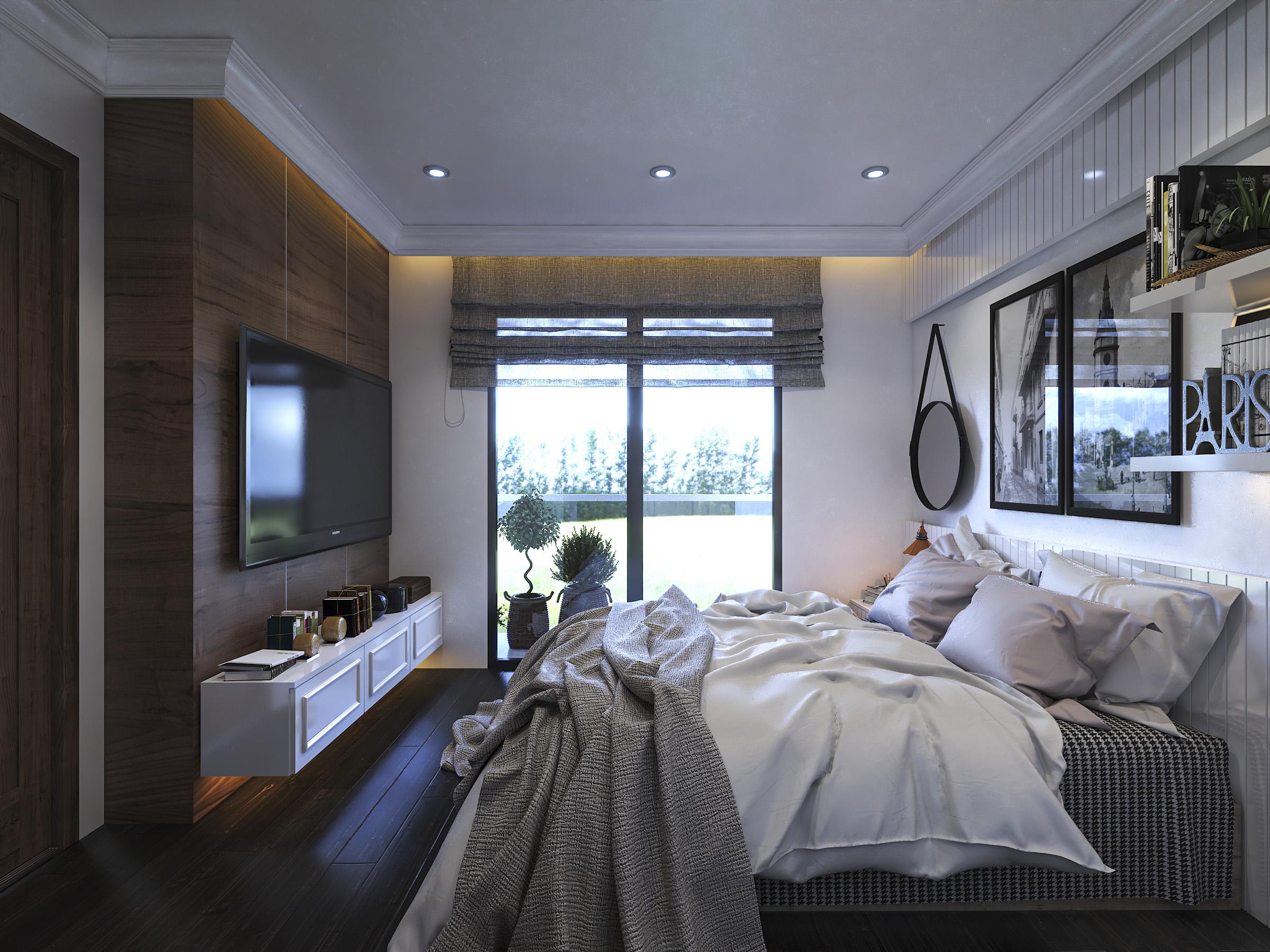 Thiết kế nội thất Chung Cư tại Hồ Chí Minh Ms Liên's Apartment 1592323882 19