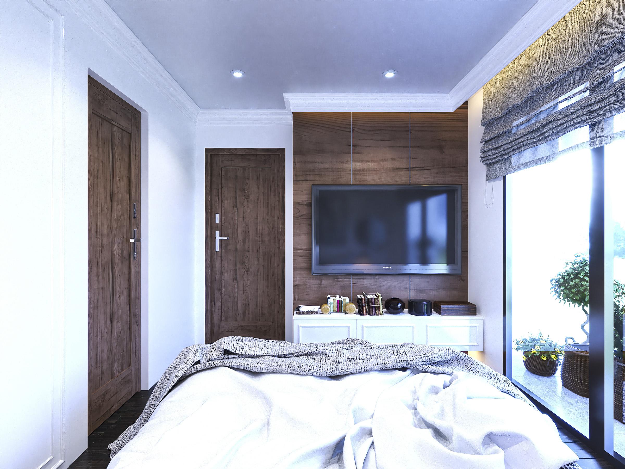 Thiết kế nội thất Chung Cư tại Hồ Chí Minh Ms Liên's Apartment 1592323882 20