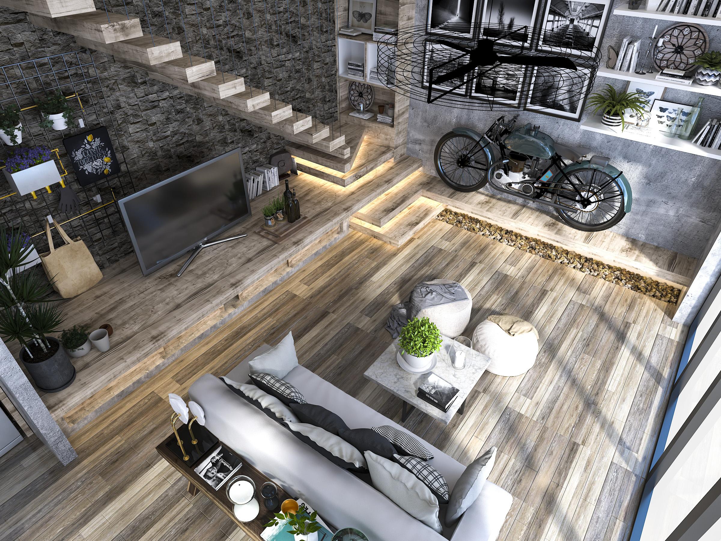 thiết kế nội thất Nhà tại Hồ Chí Minh Mr. Huy House 11 1565771946