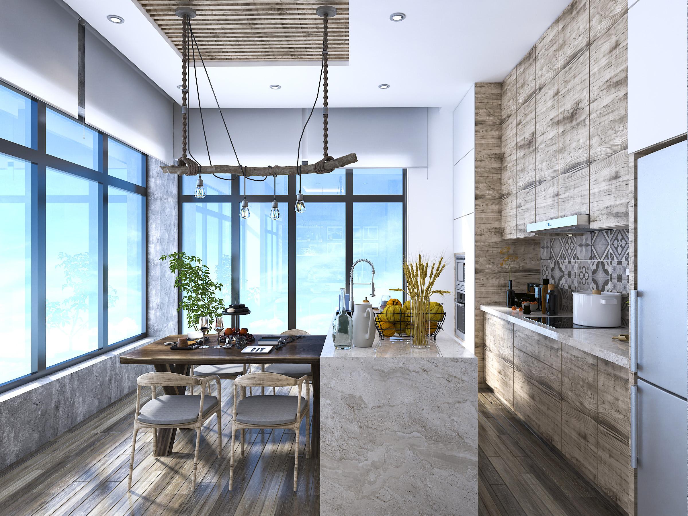thiết kế nội thất Nhà tại Hồ Chí Minh Mr. Huy House 5 1565771942