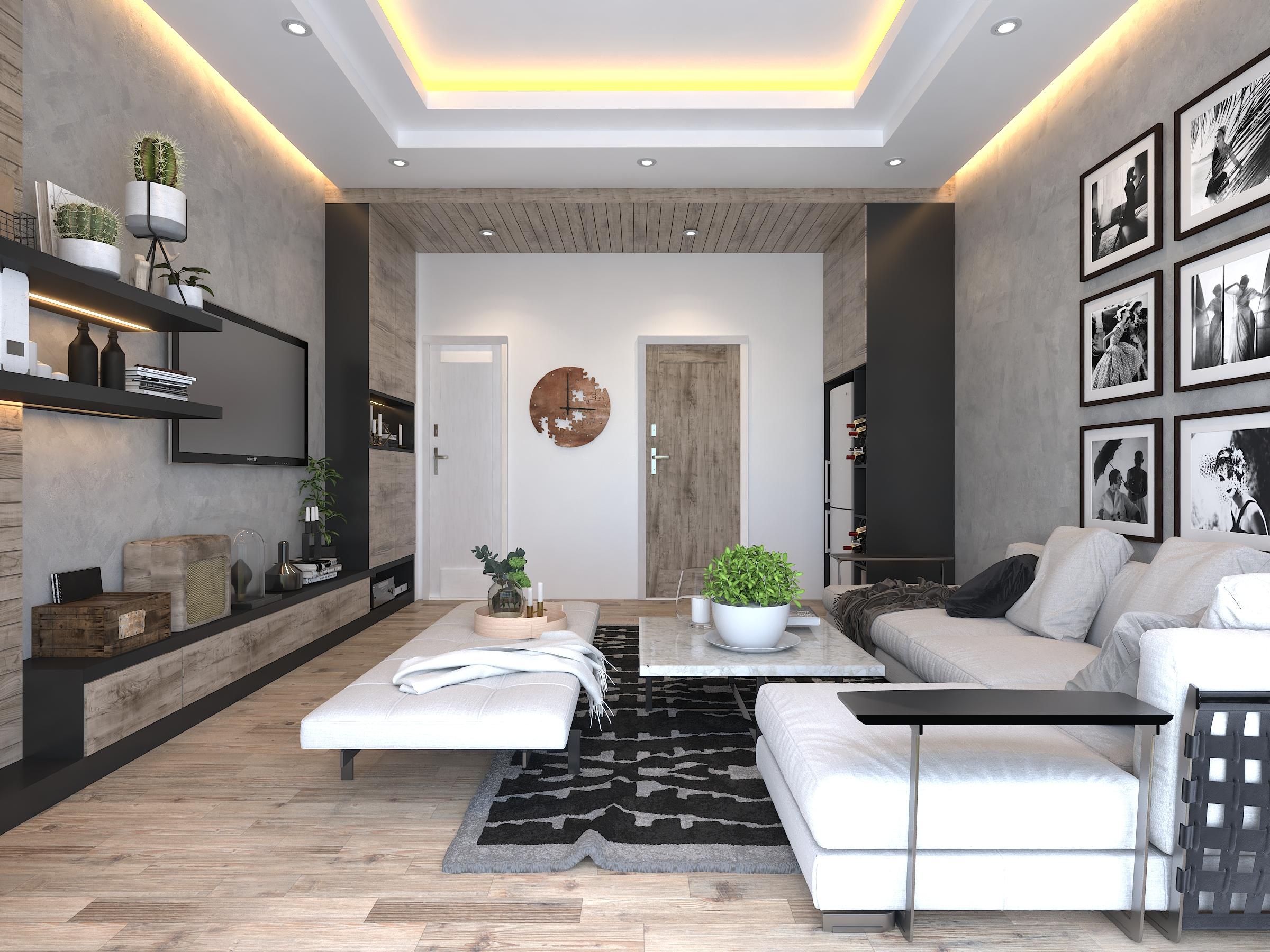 Thiết kế nội thất Nhà tại Hồ Chí Minh Ms'Thi House 1626189803 1