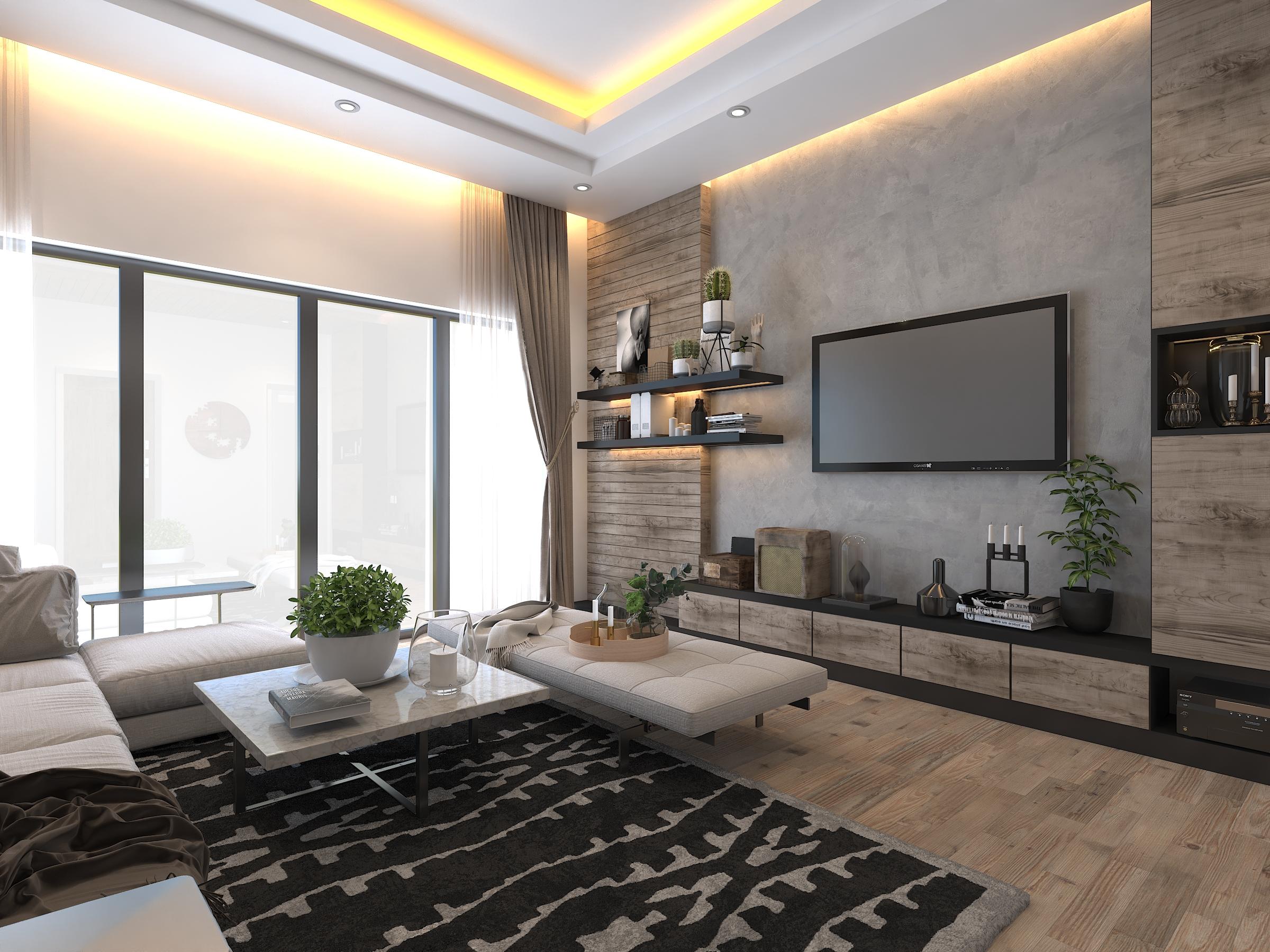 Thiết kế nội thất Nhà tại Hồ Chí Minh Ms'Thi House 1626189805 4