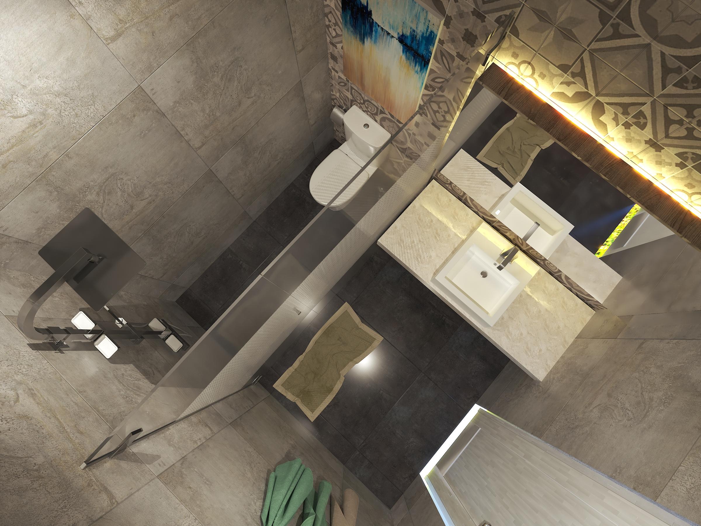Thiết kế nội thất Nhà tại Hồ Chí Minh Ms'Thi House 1626189805 7