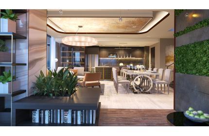 Penthouse CH Duplex - Tân Bình