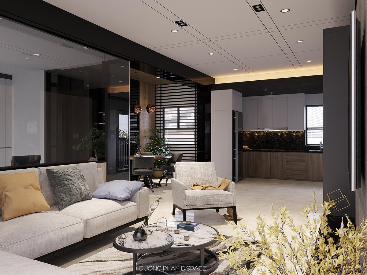 thiết kế nội thất chung cư tại Hồ Chí Minh Taiwan Apartment 2 1535512300