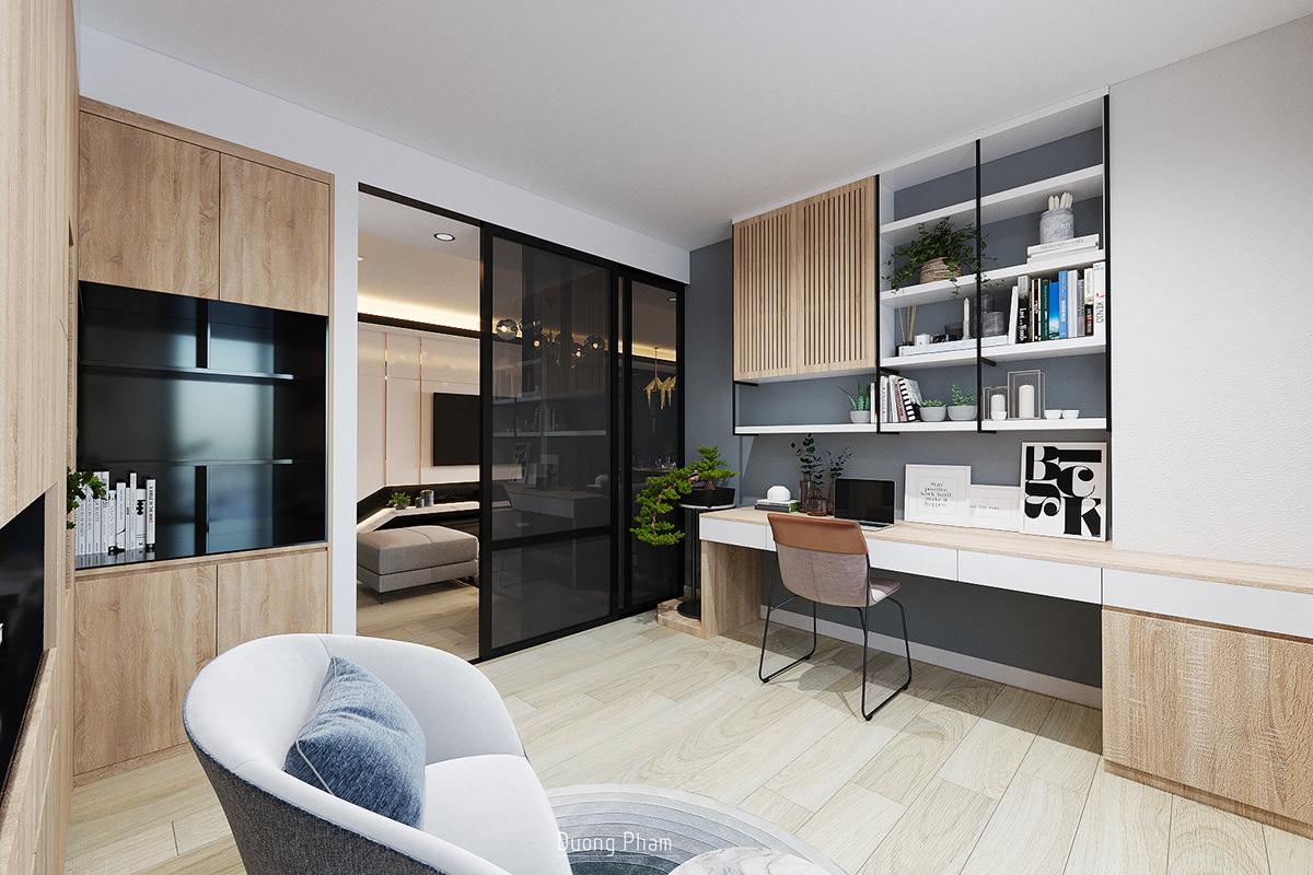 thiết kế nội thất chung cư tại Hồ Chí Minh Apartment Location Ha Noi 2 1535512595