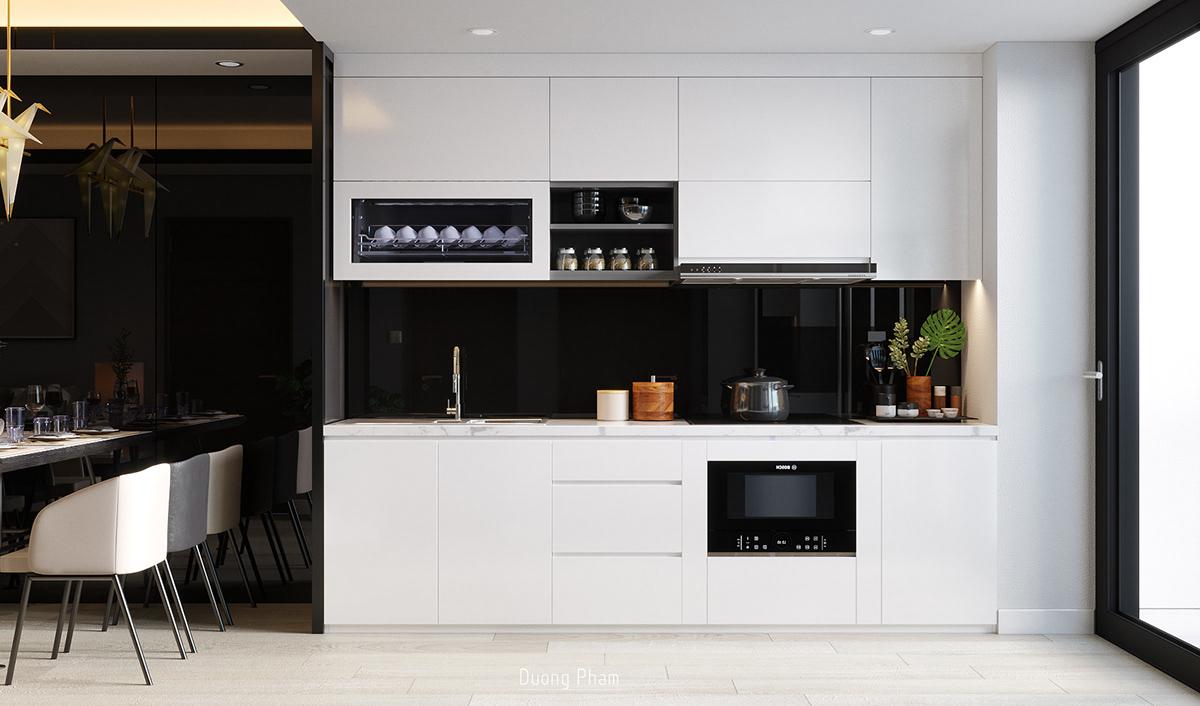 thiết kế nội thất chung cư tại Hồ Chí Minh Apartment Location Ha Noi 6 1535512591
