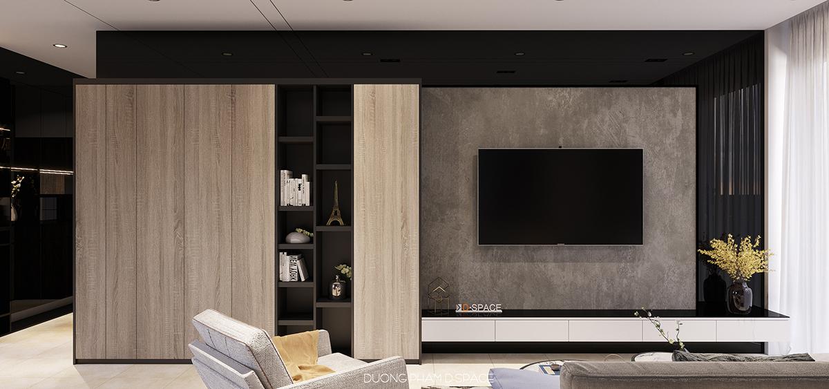 thiết kế nội thất chung cư tại Hồ Chí Minh Taiwan Apartment 7 1535512296