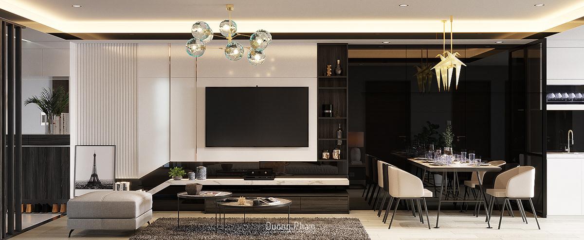 thiết kế nội thất chung cư tại Hồ Chí Minh Apartment Location Ha Noi 7 1535512594