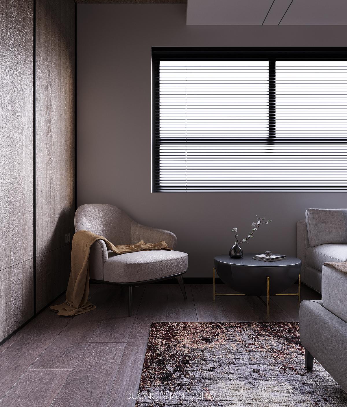 thiết kế nội thất chung cư tại Hồ Chí Minh Taiwan Apartment 8 1535512306