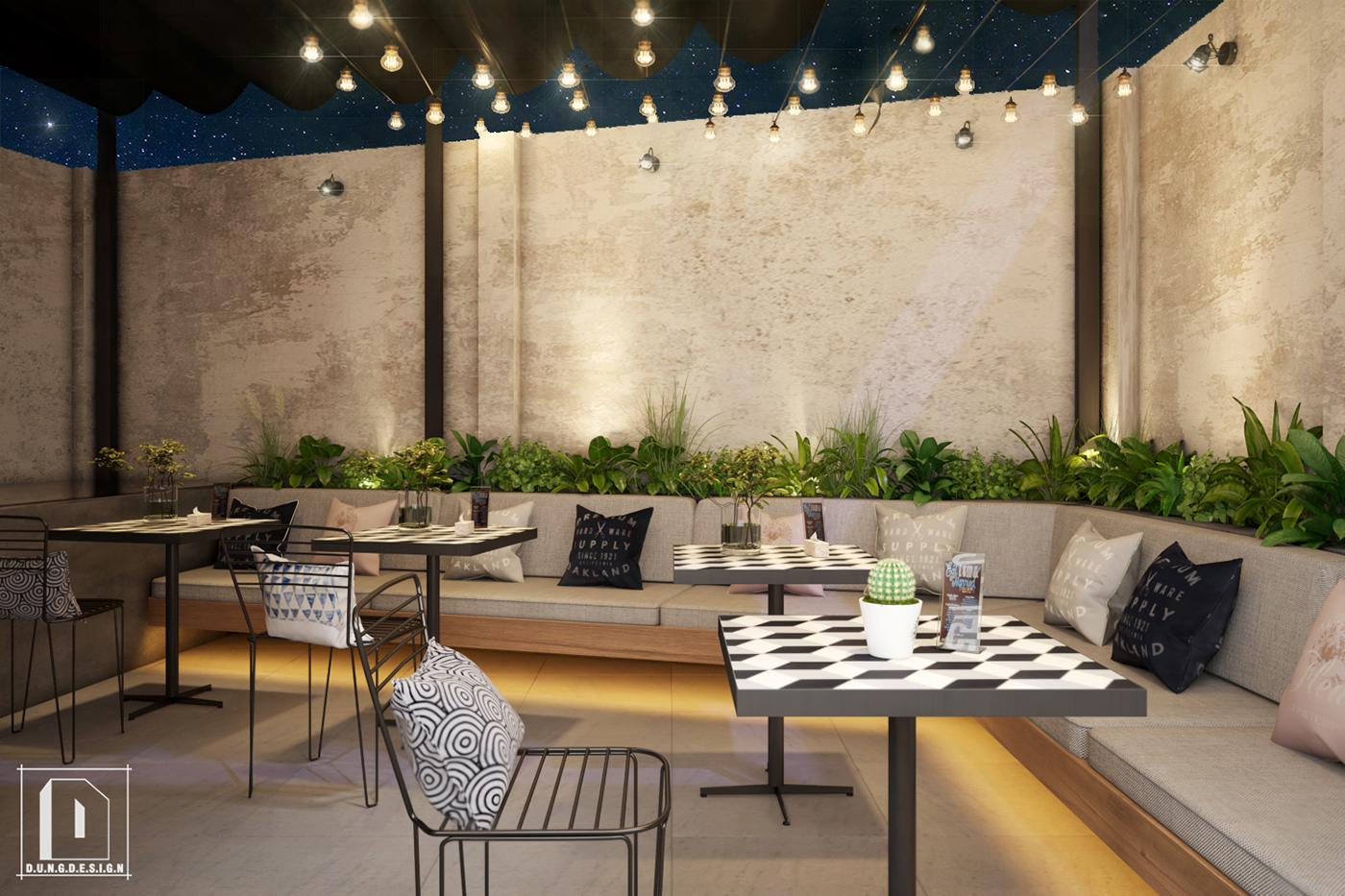 thiết kế nội thất Cafe tại Hồ Chí Minh Bekker Coffee 1 1538453266