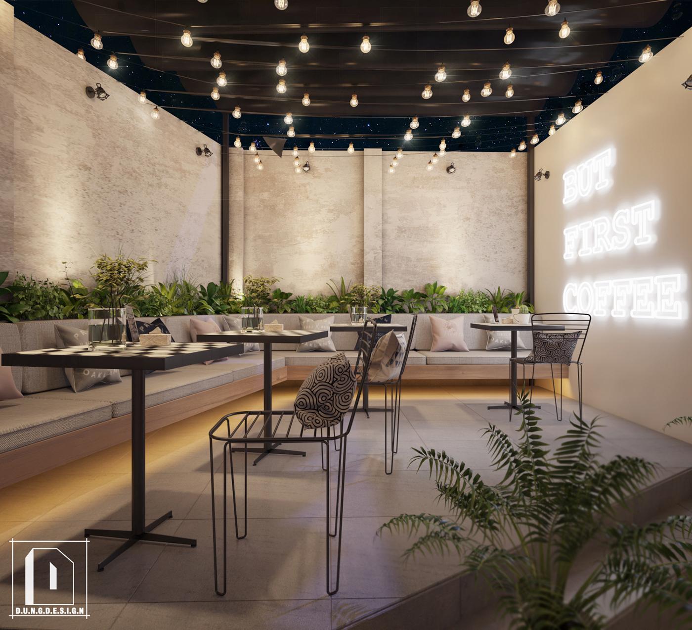 thiết kế nội thất Cafe tại Hồ Chí Minh Bekker Coffee 2 1538453278