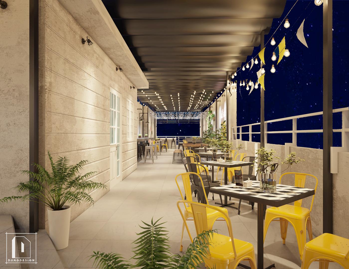 thiết kế nội thất Cafe tại Hồ Chí Minh Bekker Coffee 5 1538453278