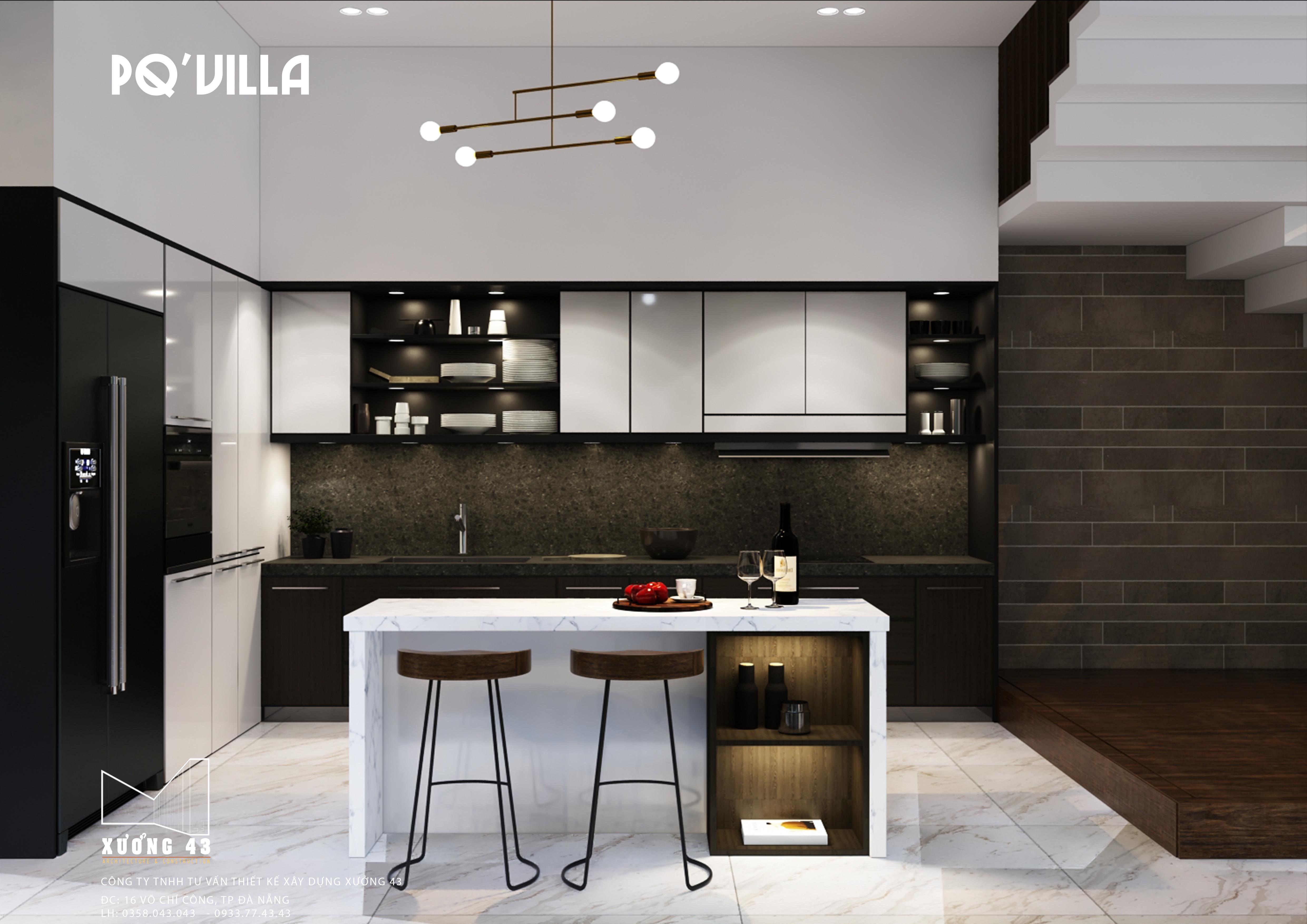 thiết kế Nhà tại Đà Nẵng PQ Villa 10 1571286154